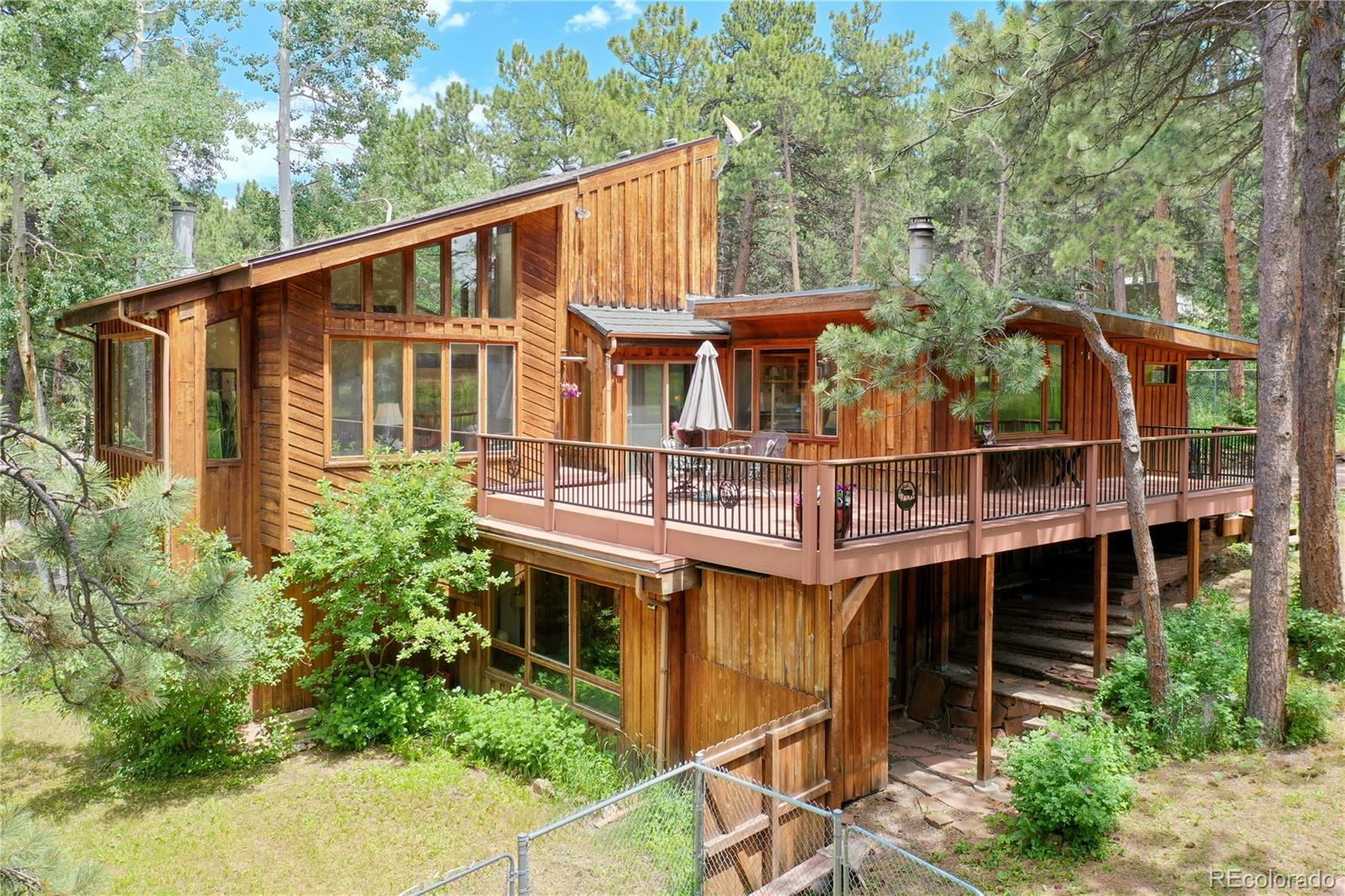 26290 Clear View Drive, Golden, CO 80401 - #: 2346148