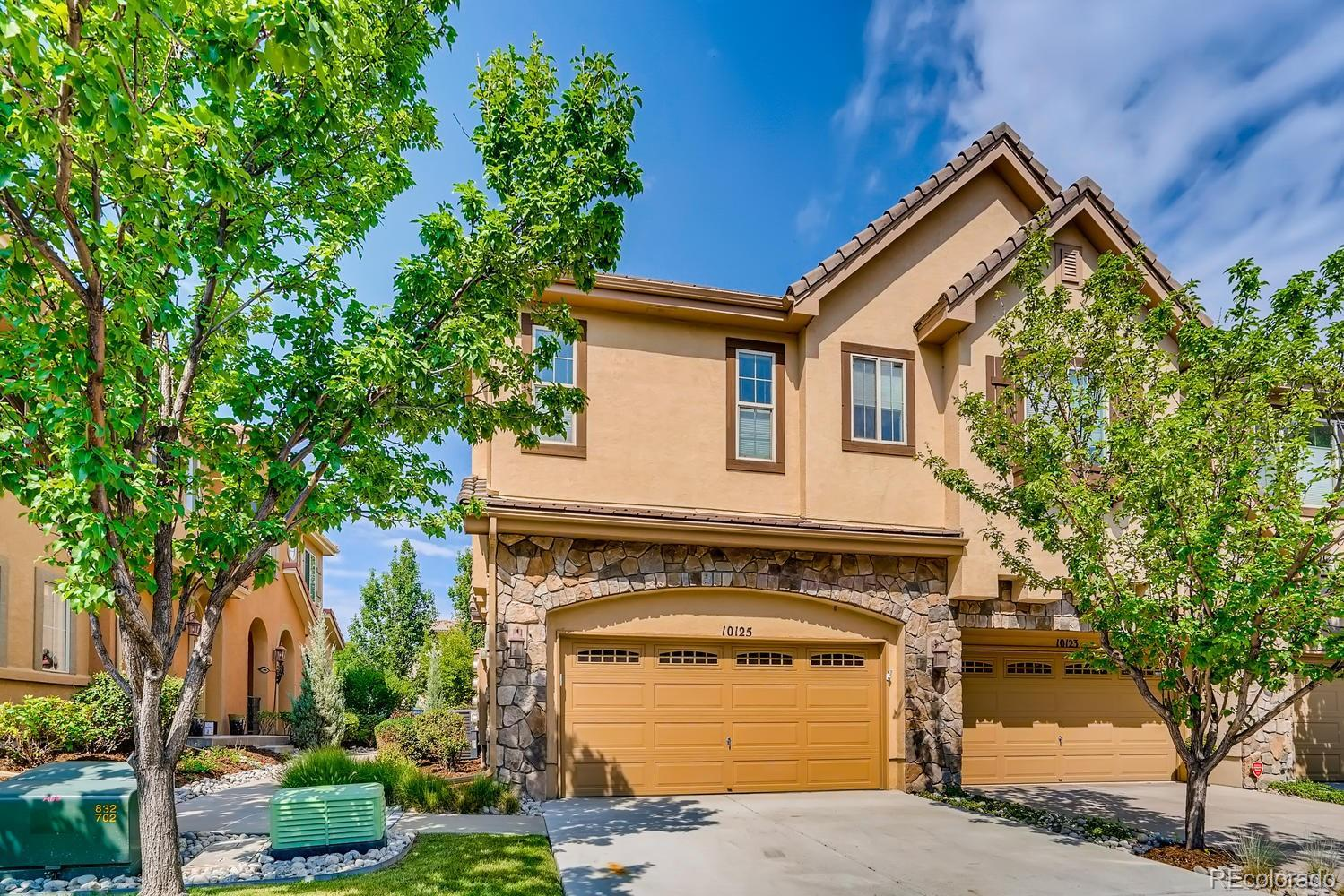 10125 Bluffmont Lane, Lone Tree, CO 80124 - #: 4472149