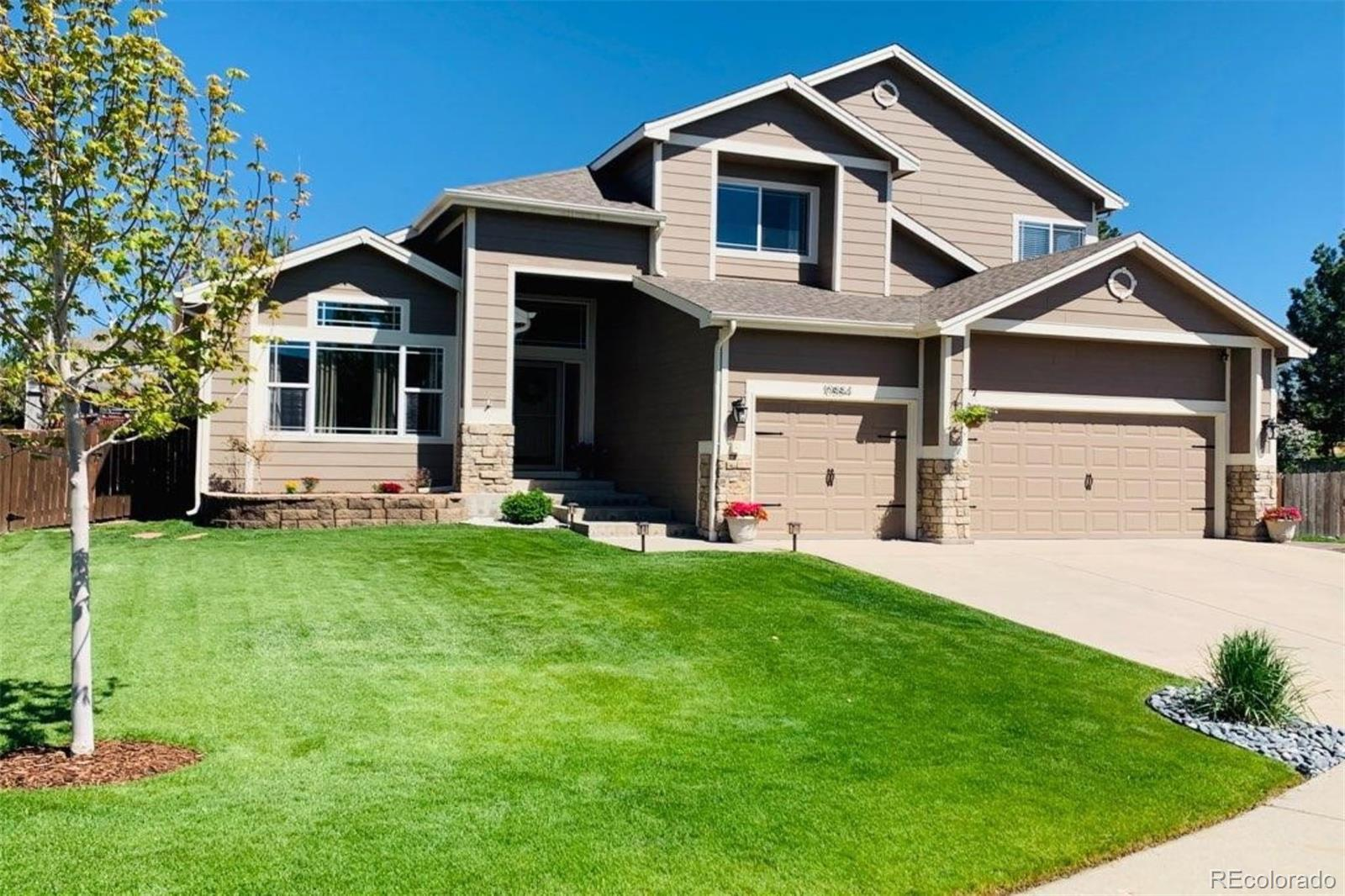 10884 Willow Reed Circle E, Parker, CO 80134 - #: 9086153