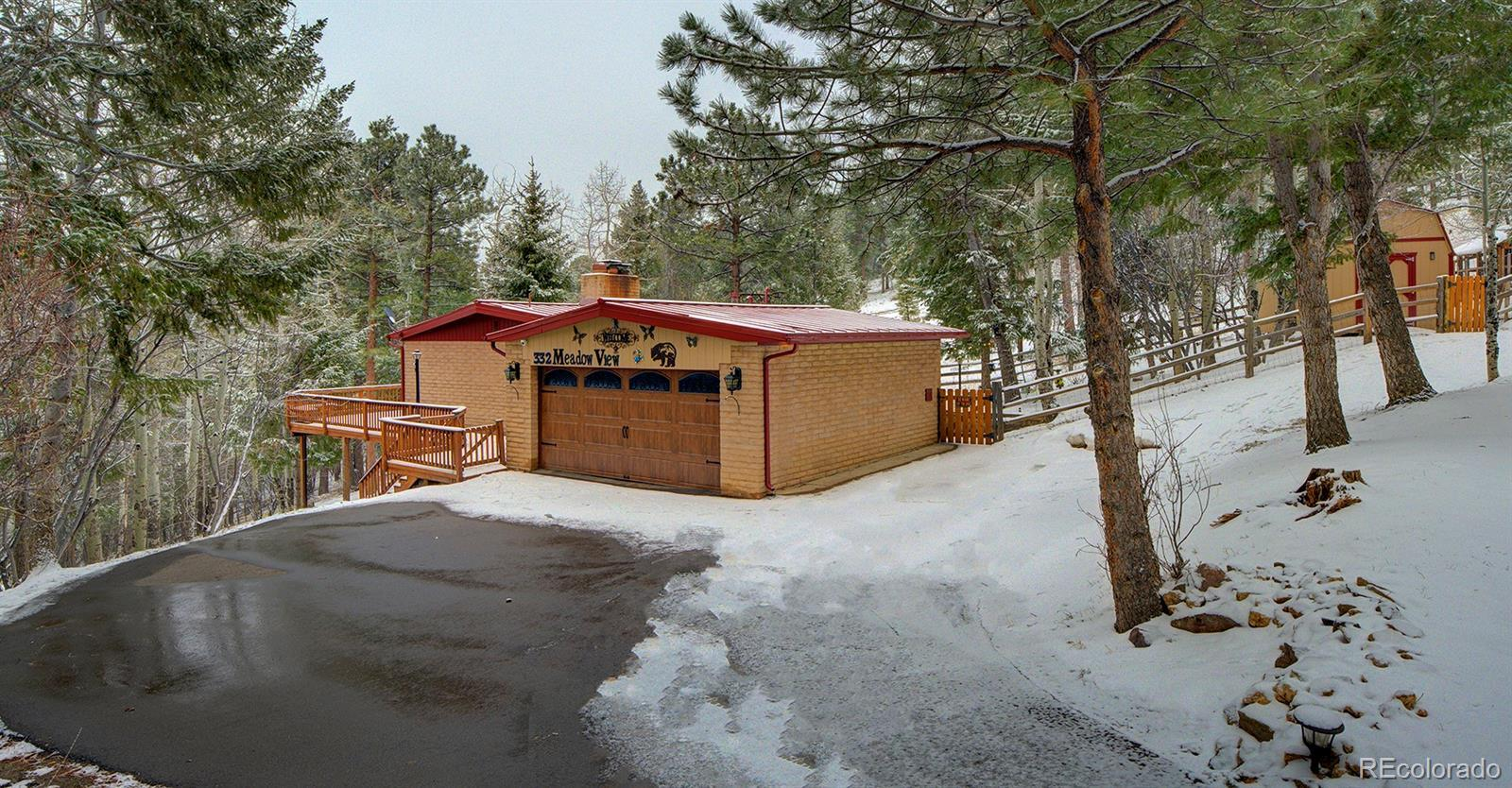 332 Meadow View Drive, Evergreen, CO 80439 - #: 1723154