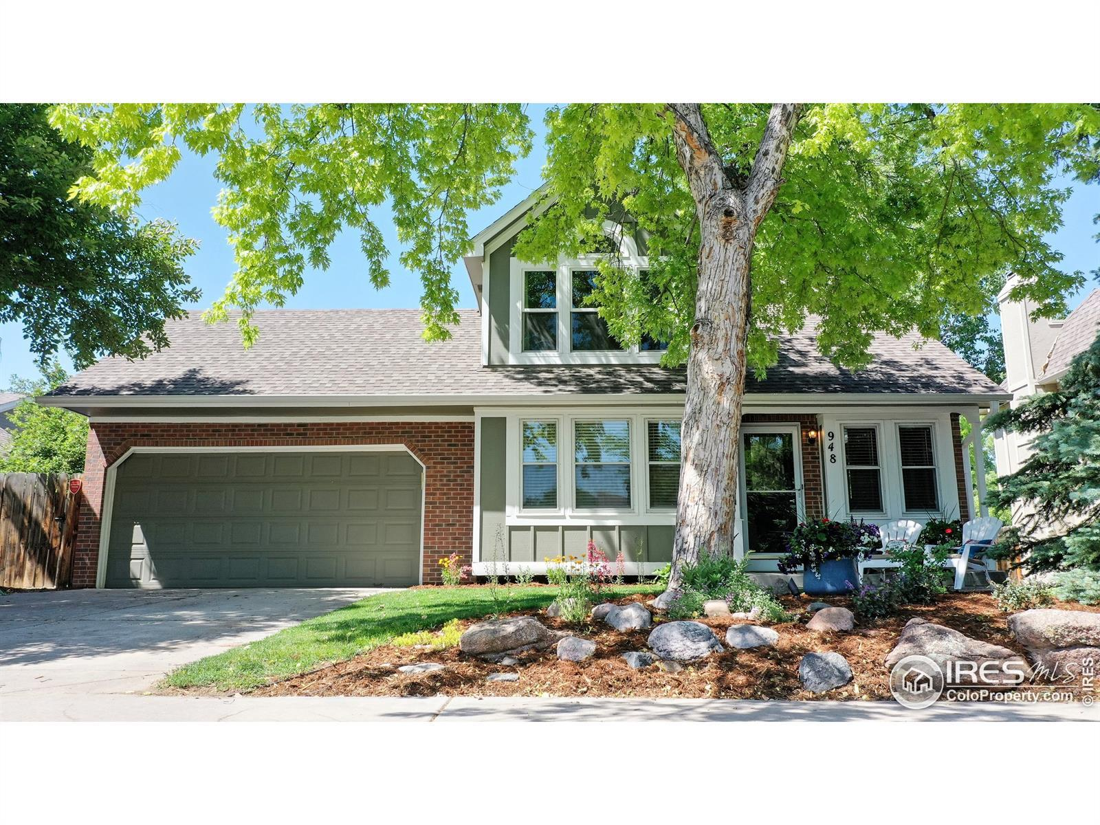 948 Butte Pass Drive, Fort Collins, CO 80526 - #: IR943156