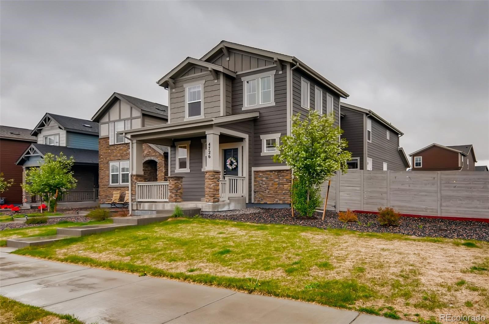 4726 Helena Street, Denver, CO 80239 - MLS#: 9472157