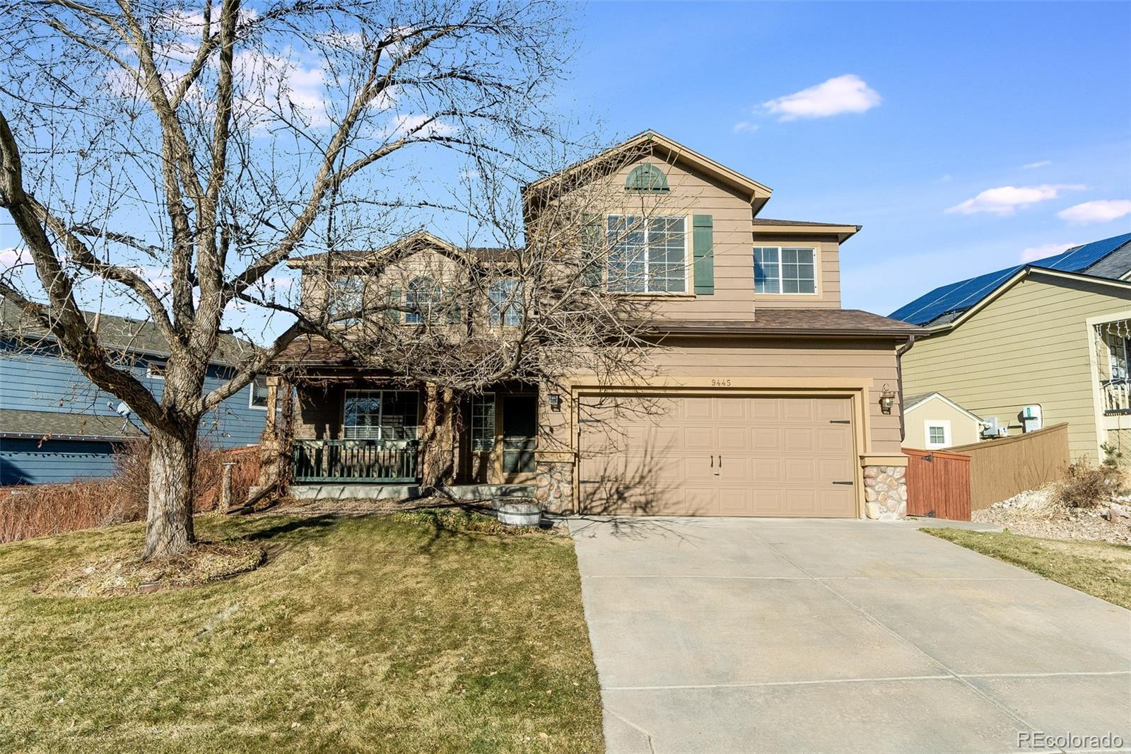 9445 Wolfe Place, Highlands Ranch, CO 80129 - #: 1720160
