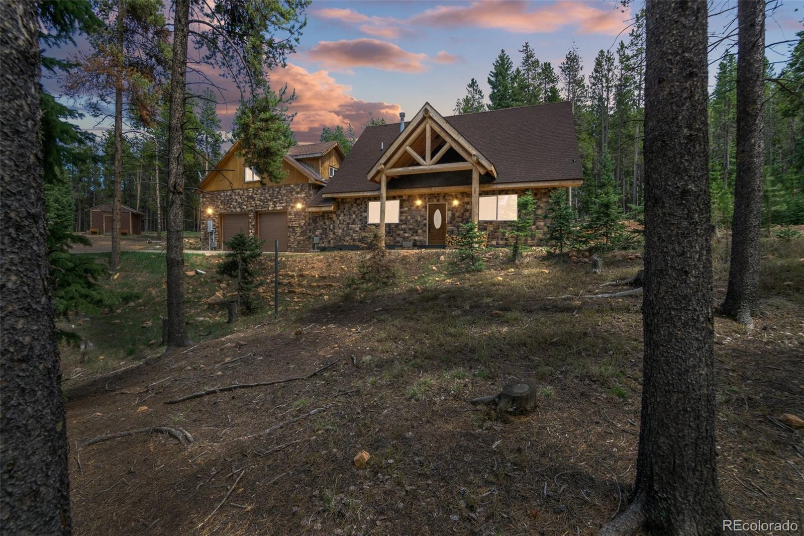 8820 Spring Drive, Conifer, CO 80433 - #: 8267160