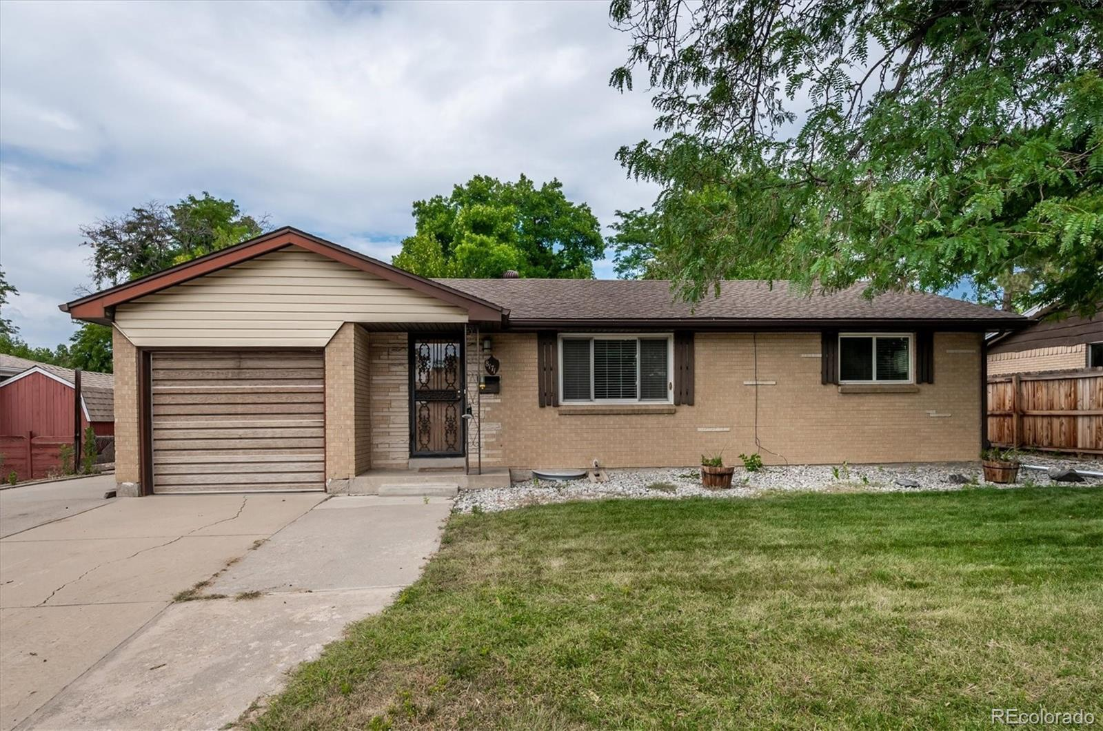8171 Chase Way, Arvada, CO 80003 - #: 7499161