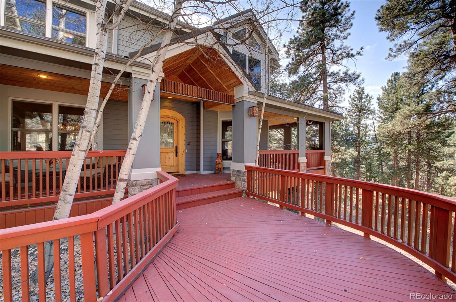 7086 Timbers Drive, Evergreen, CO 80439 - #: 7136164