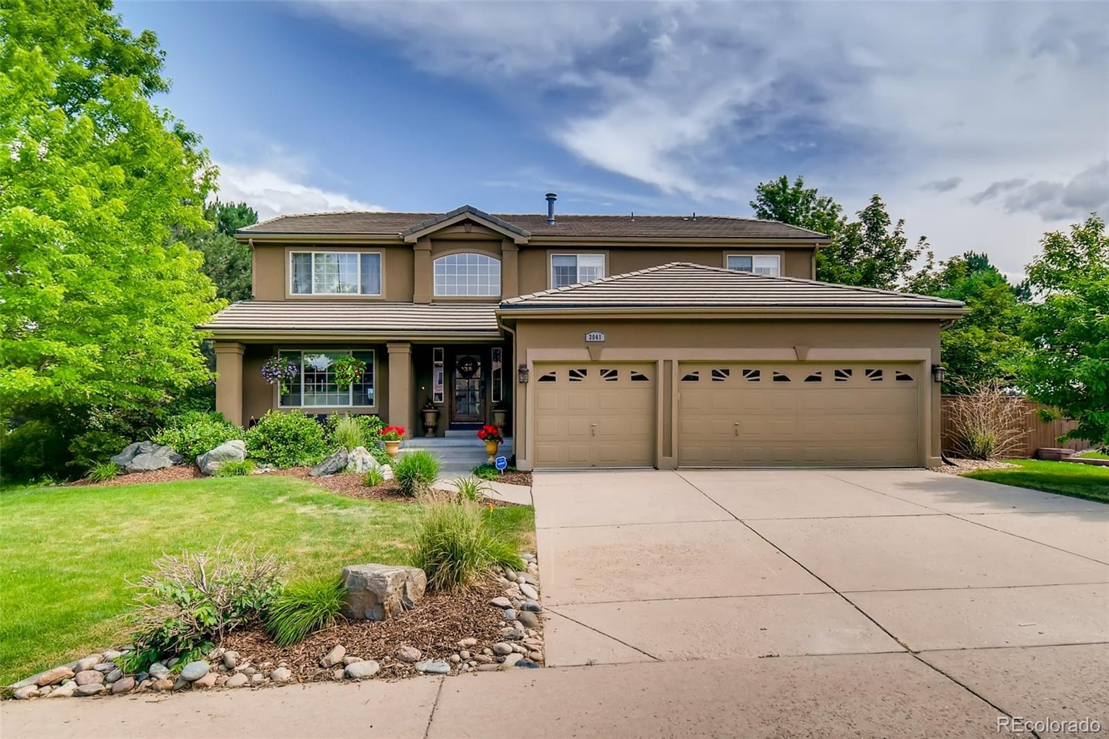 3041 Wyecliff Way, Highlands Ranch, CO 80126 - #: 6108165