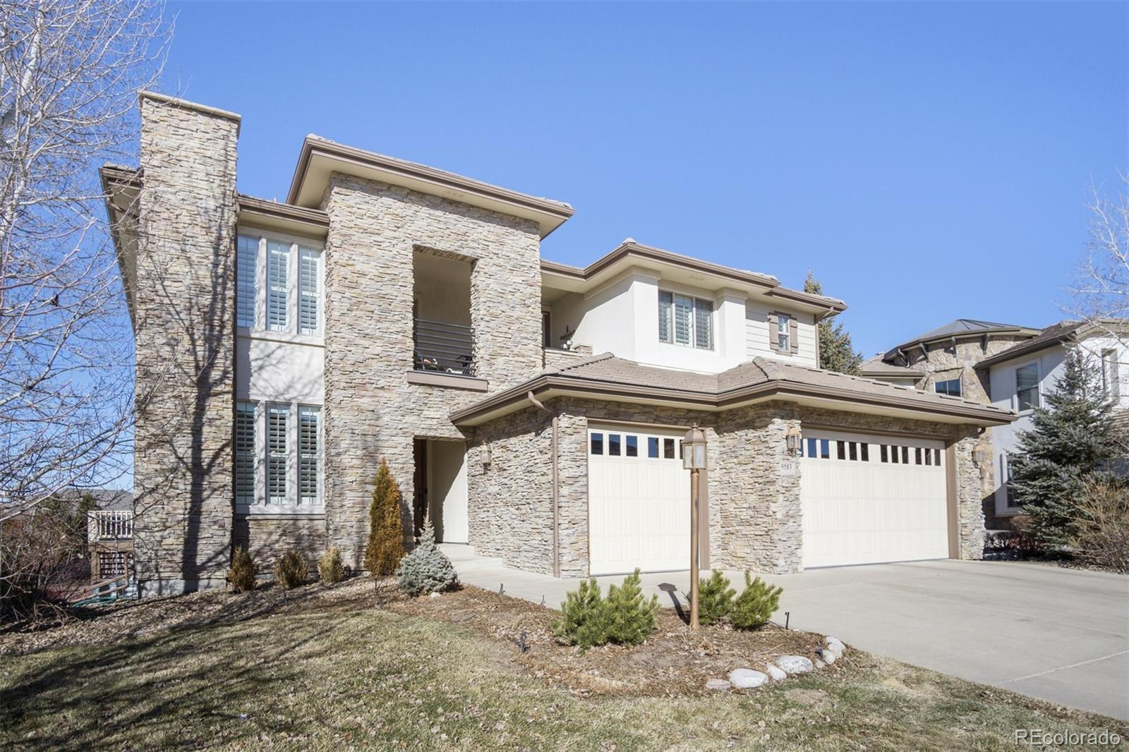 9583  Sunset Hill Drive, Lone Tree, CO 80124 - #: 1504169