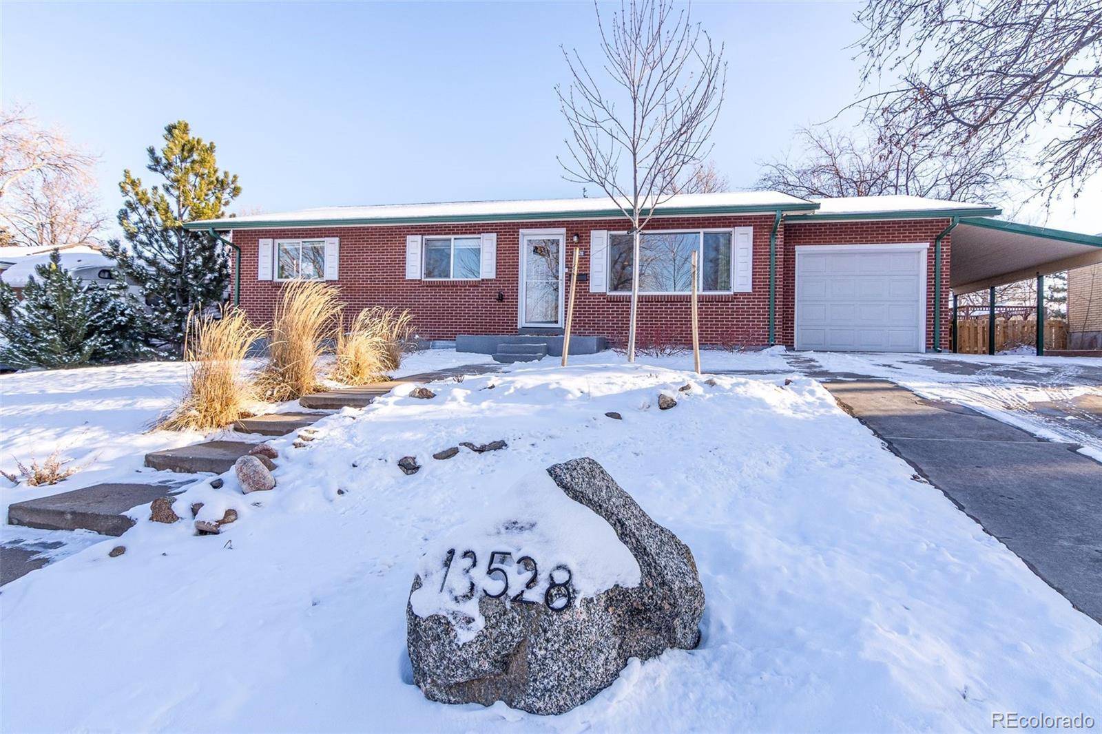 13528 W 23rd Place, Golden, CO 80401 - #: 1669171