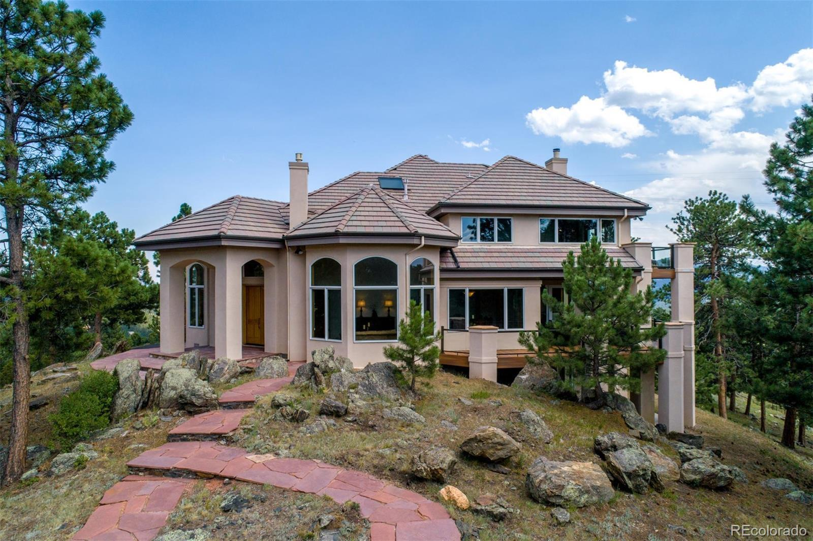 1734 Pinedale Ranch Circle, Evergreen, CO 80439 - #: 3605171