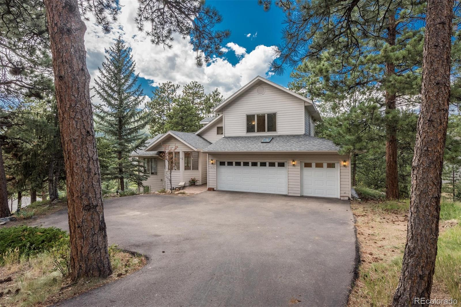 1571 Prouty Drive, Evergreen, CO 80439 - #: 7541175