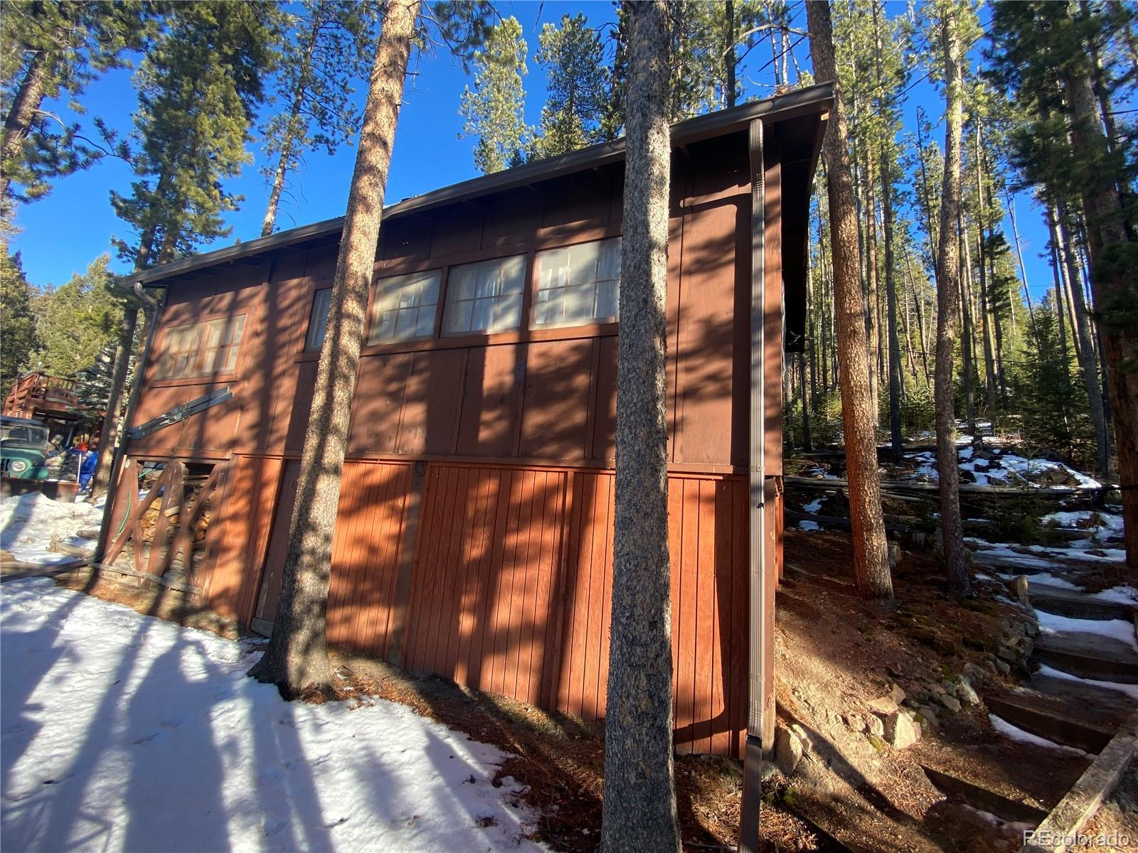 6766 S Brook Forest Road, Evergreen, CO 80439 - #: 8644175