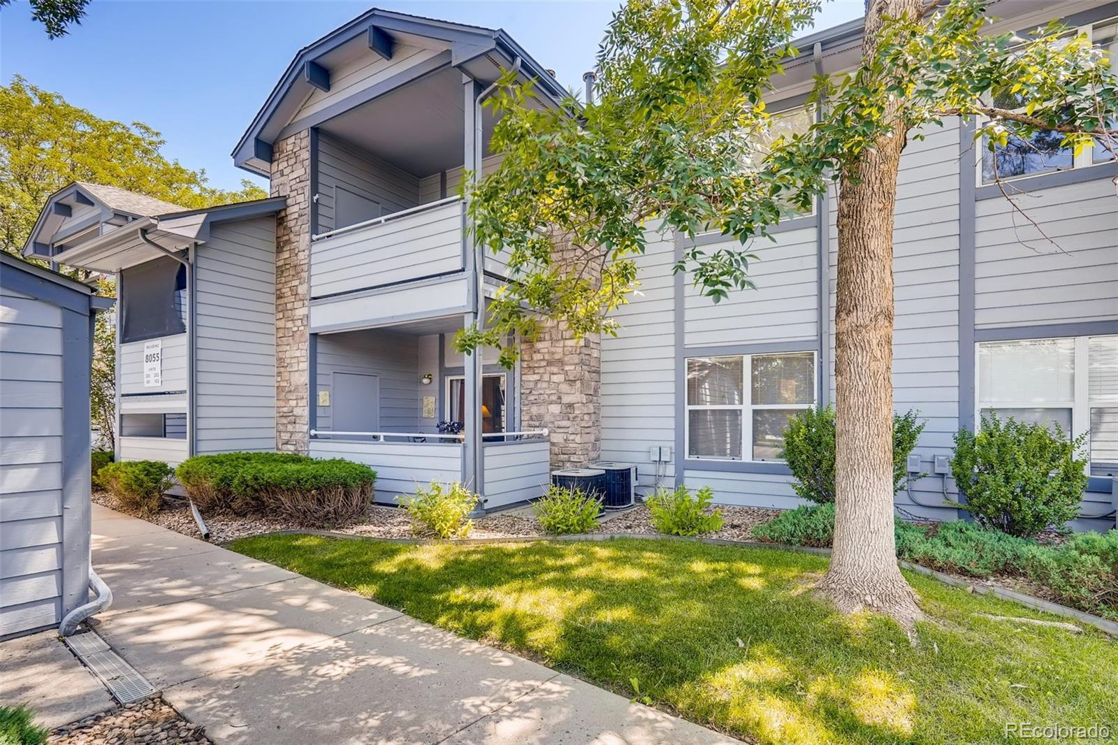 8055 W Eastman Place #102, Lakewood, CO 80227 - #: 4338178
