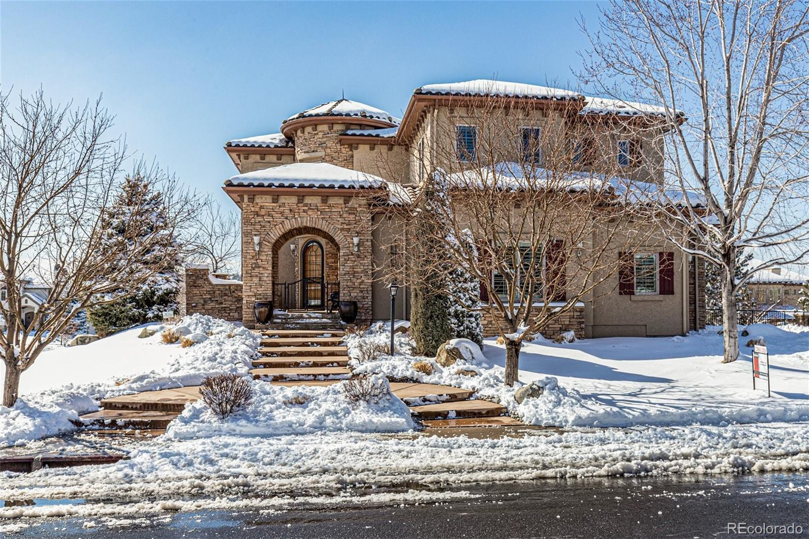 9587 S Shadow Hill Circle, Lone Tree, CO 80124 - #: 8093180