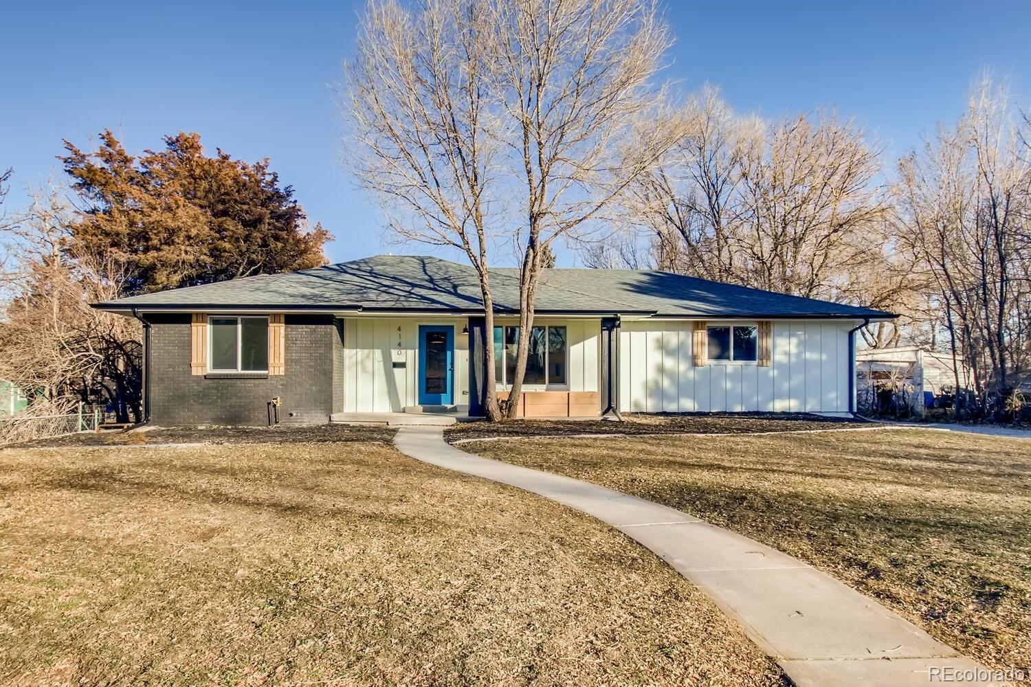4140 Upham Street, Wheat Ridge, CO 80033 - #: 2766181