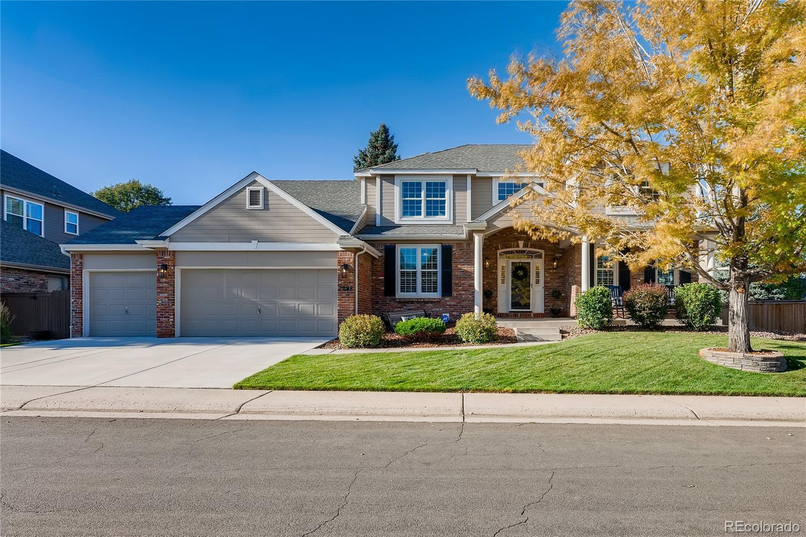 2298 W Indian Paintbrush Drive, Highlands Ranch, CO 80129 - #: 7744182