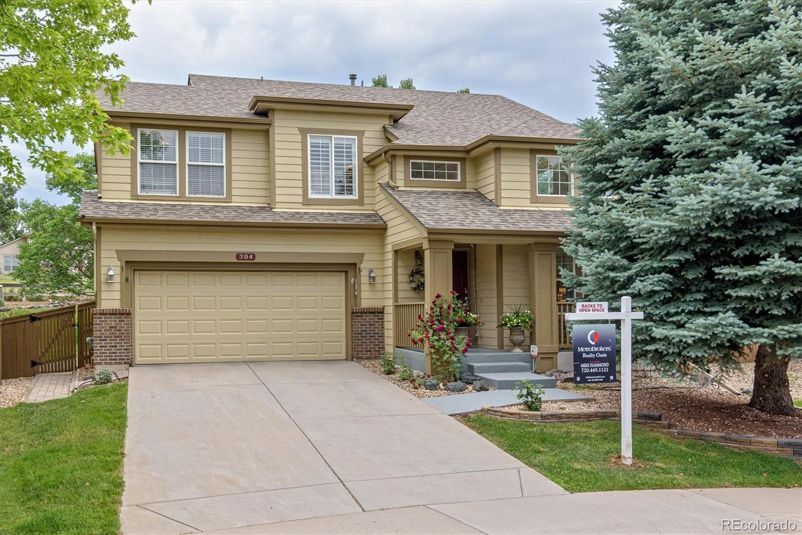 304 Willowick Circle, Highlands Ranch, CO 80129 - #: 4347185