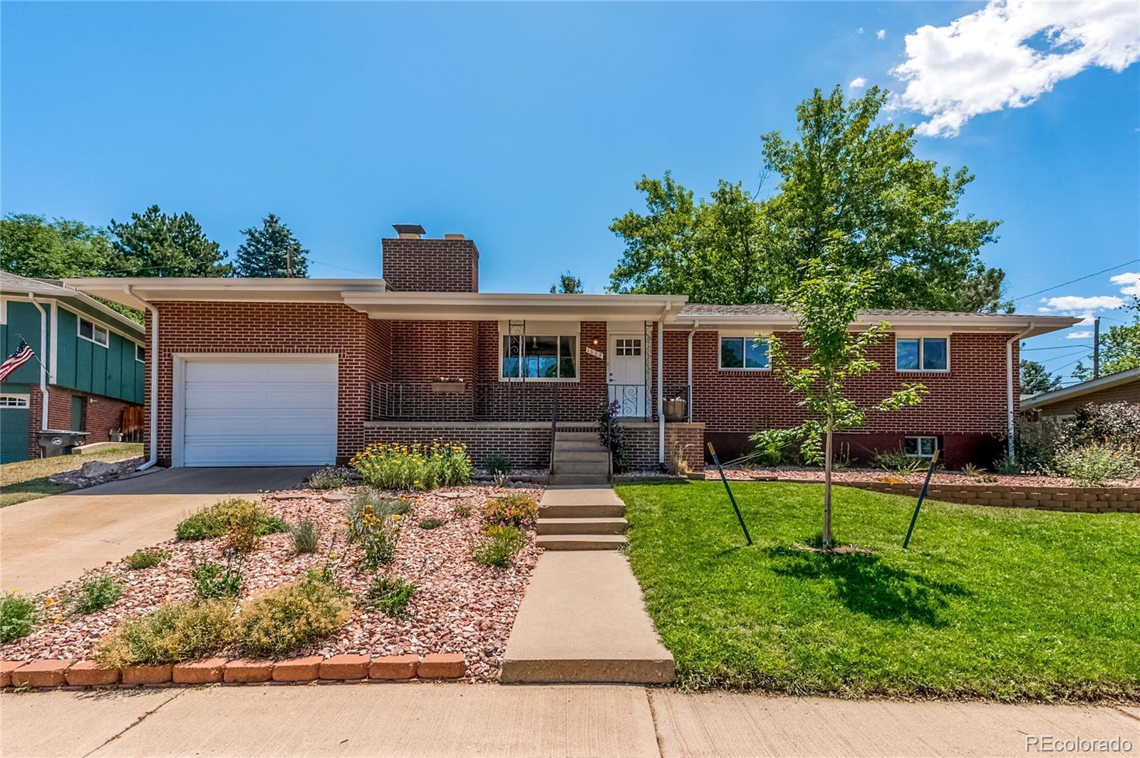 1520 Ulysses Street, Golden, CO 80401 - #: 8016186
