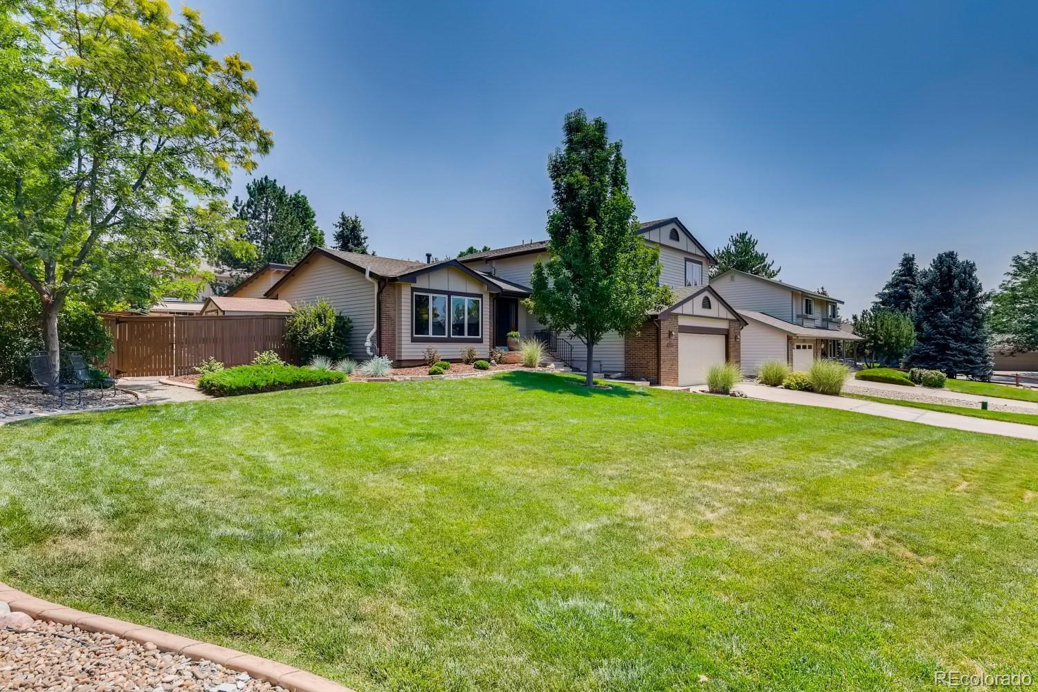 8663 S Woody Way, Highlands Ranch, CO 80126 - #: 8878186