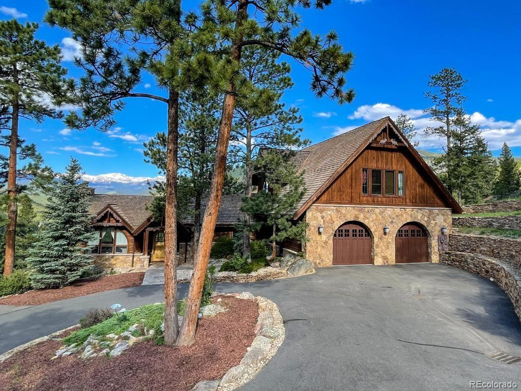 3731 Overlook Trail, Evergreen, CO 80439 - #: 5447187