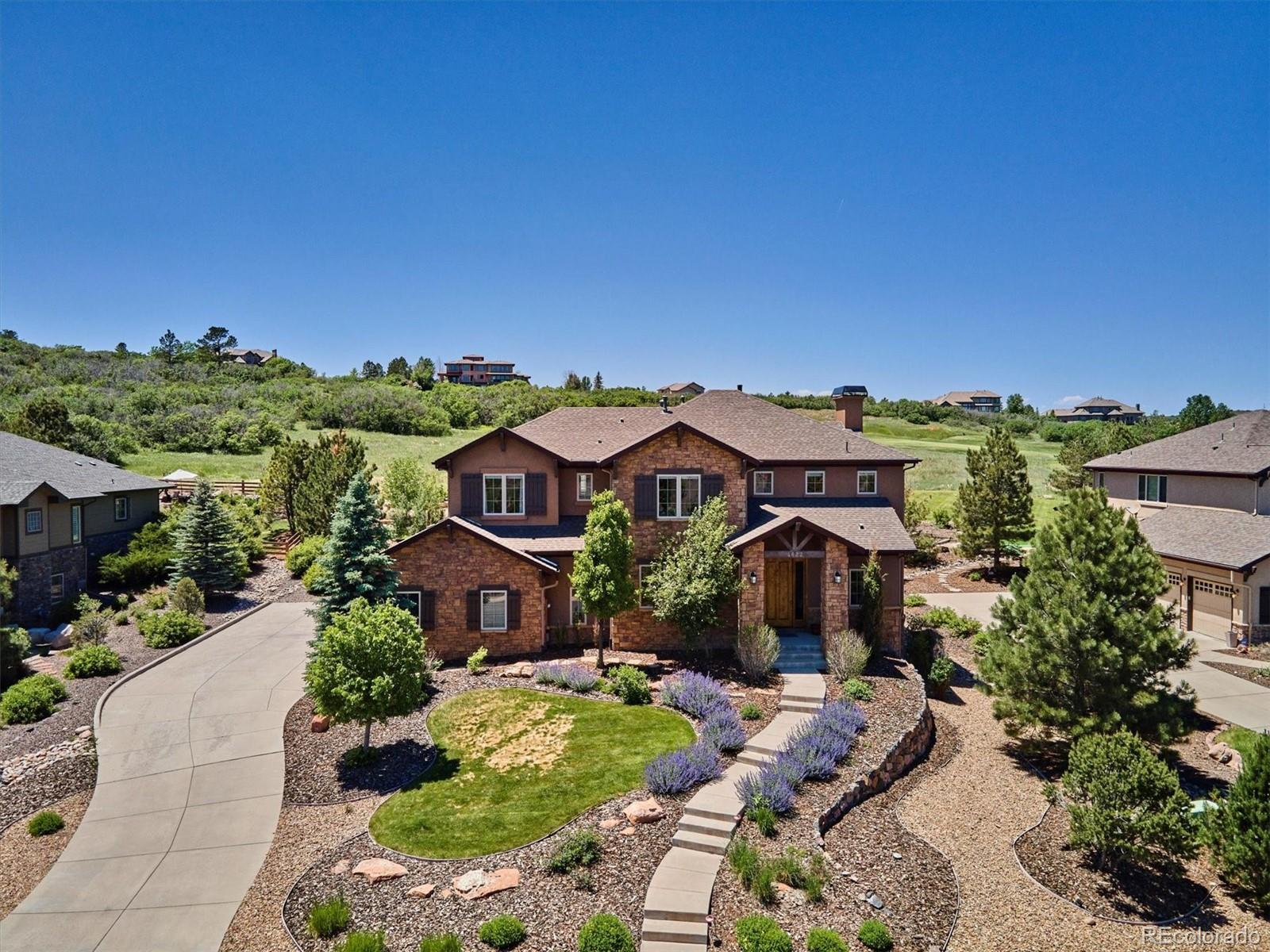 4622 Carefree Trail, Parker, CO 80134 - #: 5283190