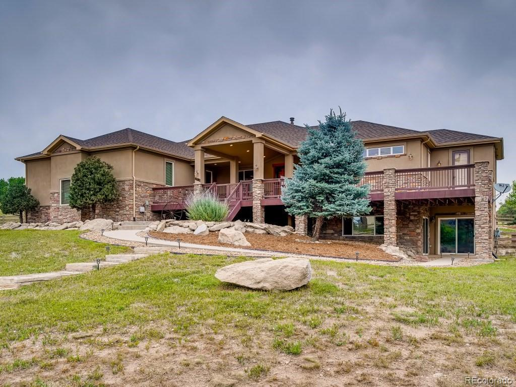 6141 Lost Canyon Ranch Road, Castle Rock, CO 80104 - #: 9044191