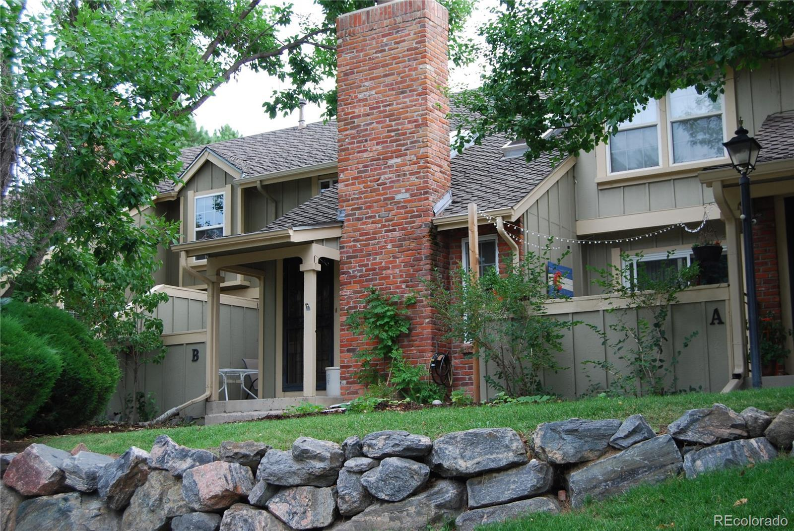 7775 S Curtice Drive #B, Littleton, CO 80120 - #: 2247195