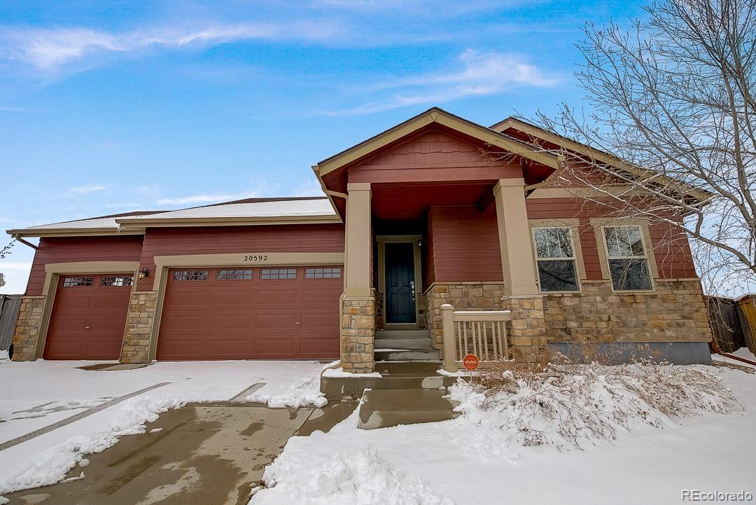 20592 E Amherst Place, Aurora, CO 80013 - #: 2878195