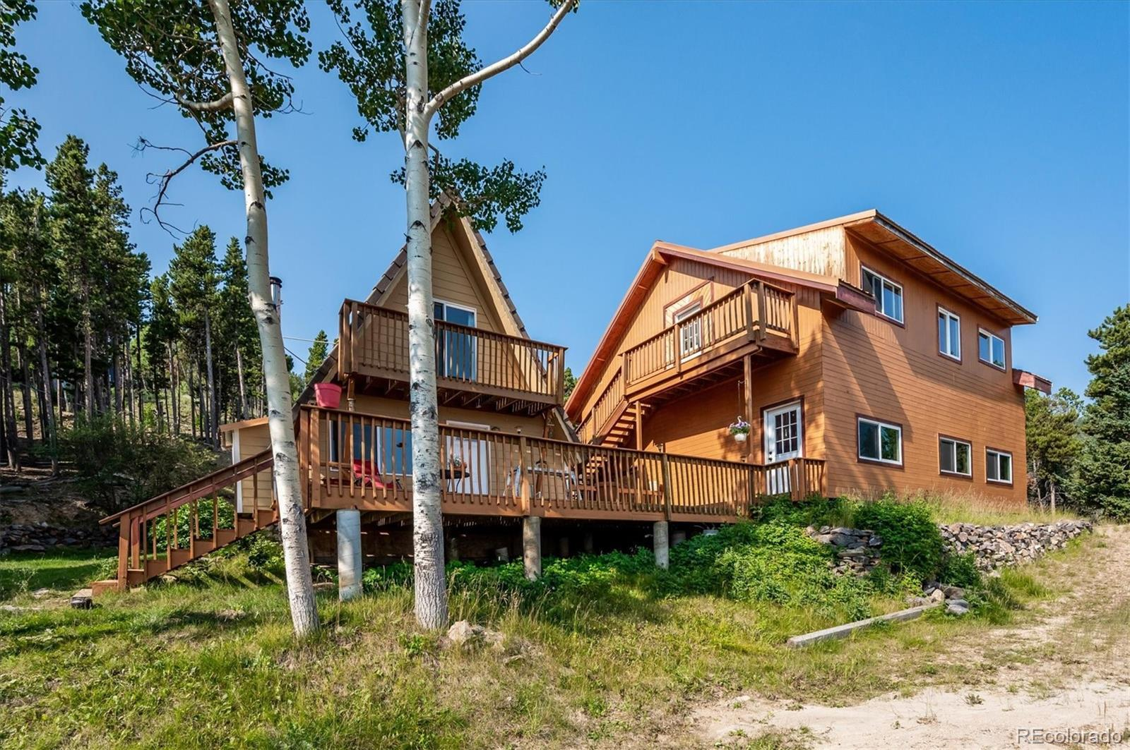 81 Castlewood Drive, Evergreen, CO 80439 - #: 8172195