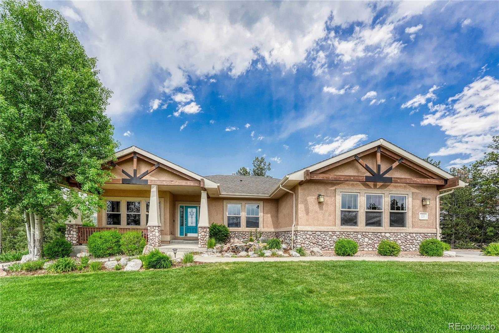 1213 Greenland Forest Drive, Monument, CO 80132 - #: 8463197