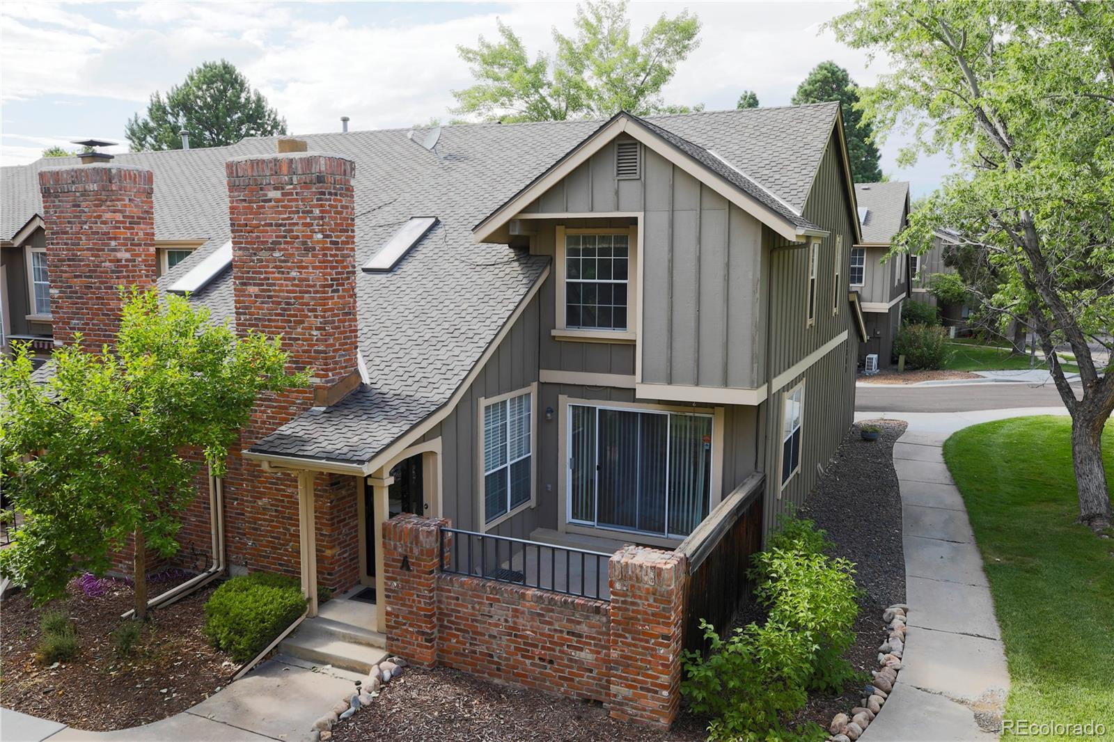 7711 S Curtice Way #A, Littleton, CO 80120 - #: 8431202