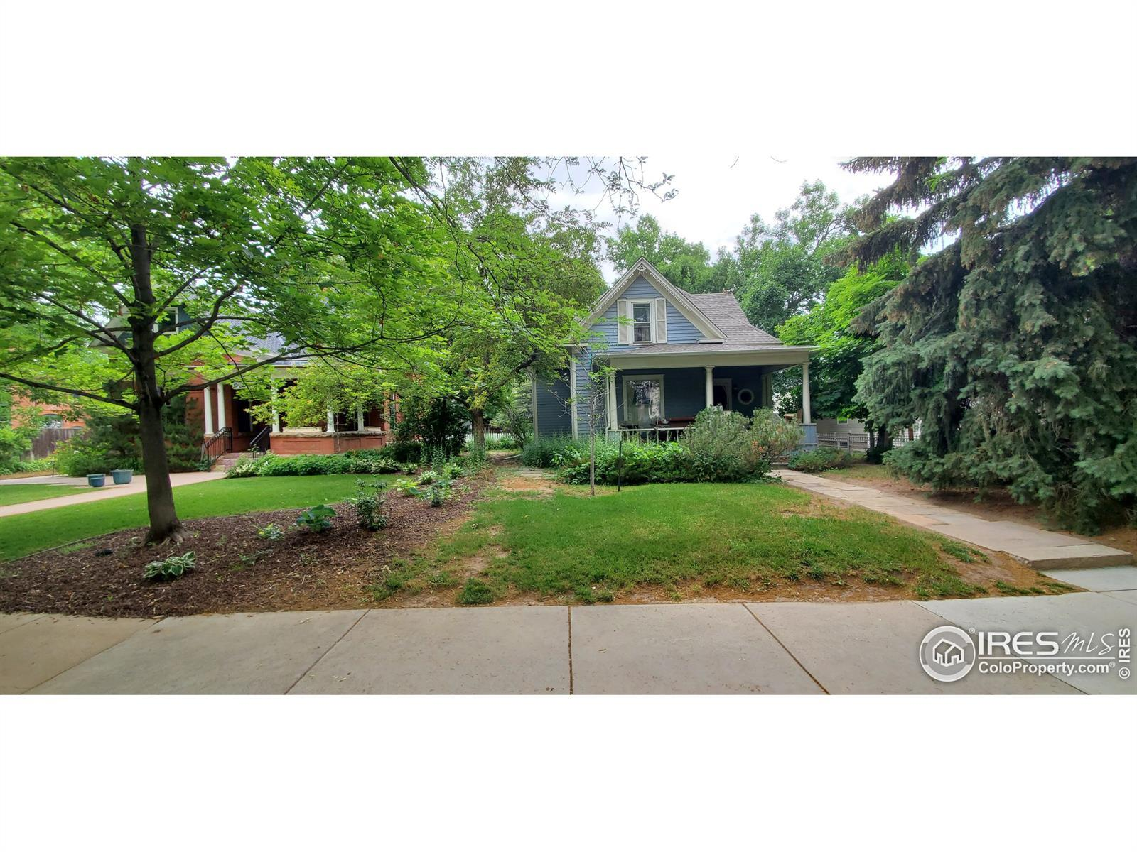 408 W Mountain Avenue, Fort Collins, CO 80521 - #: IR945203