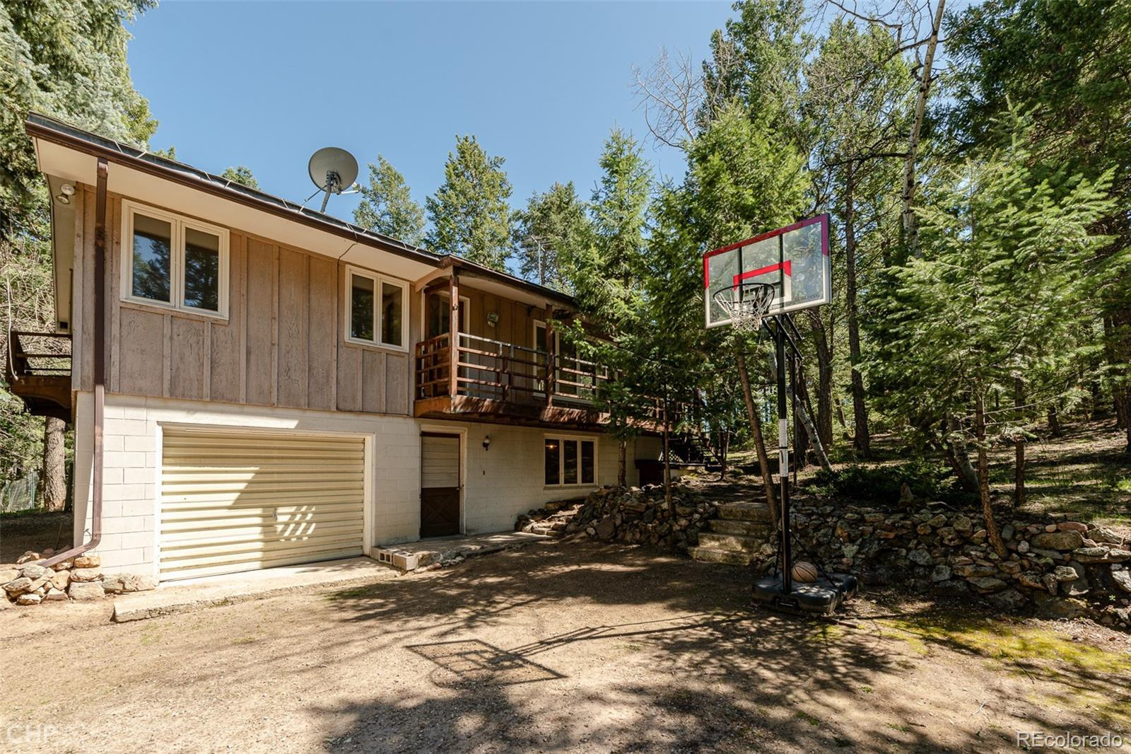 8791 S Blue Creek Road, Evergreen, CO 80439 - #: 7685206