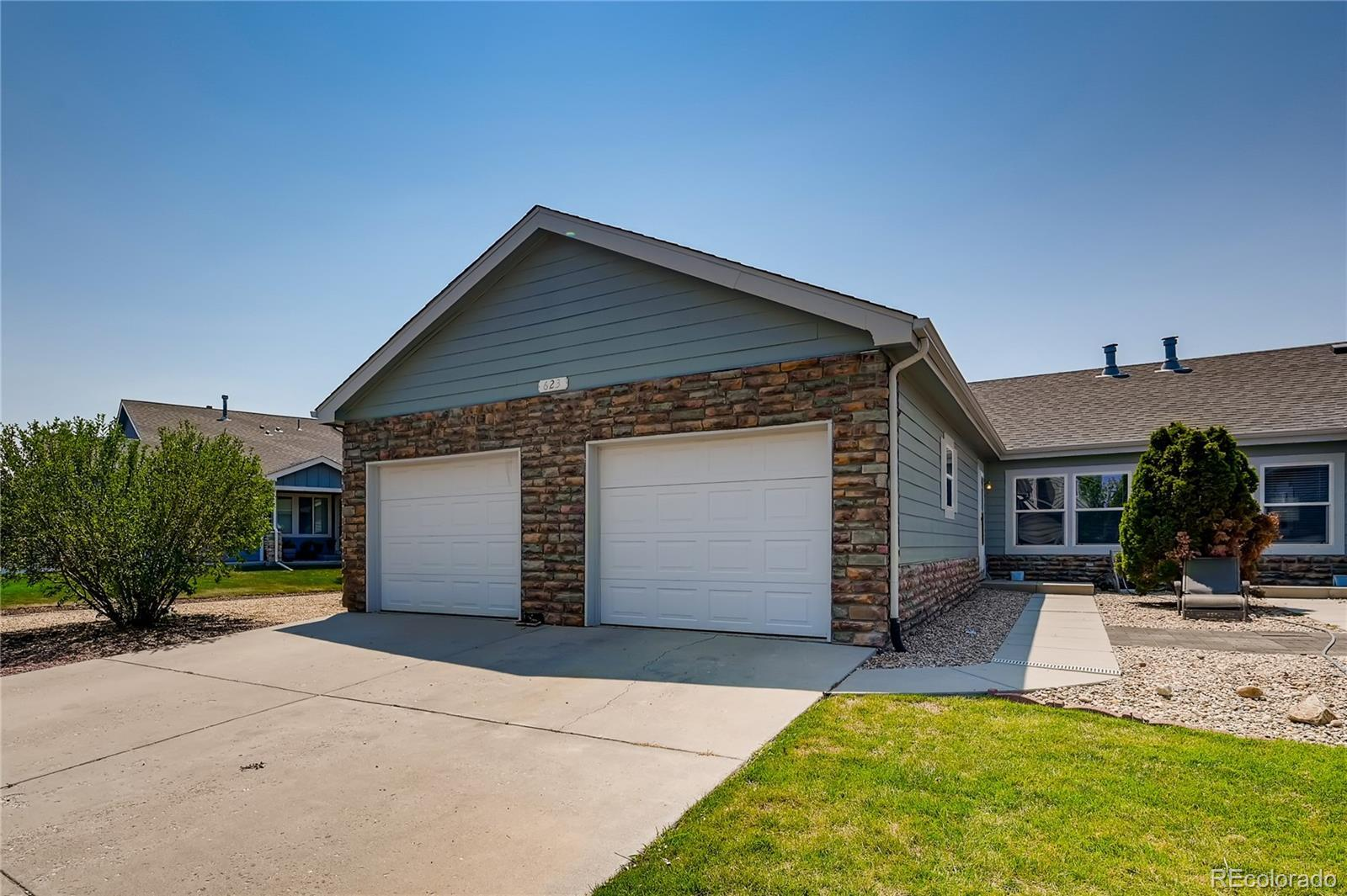 623 S Carriage Drive, Milliken, CO 80543 - #: 8285207