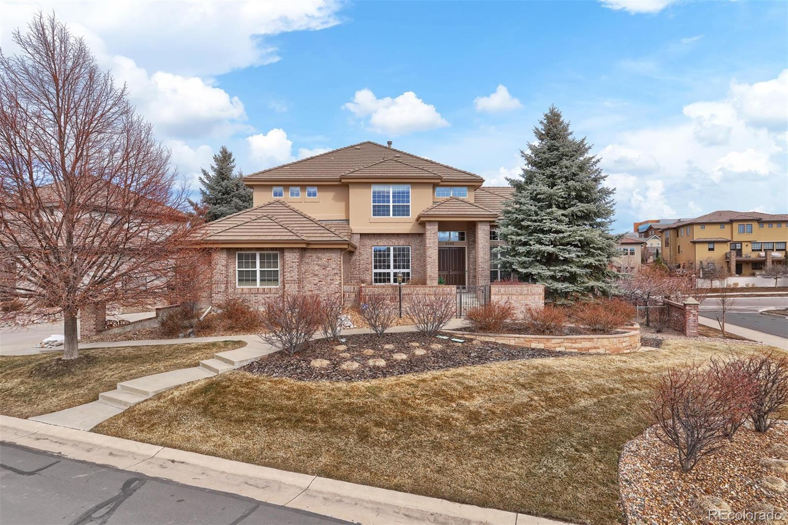 9368 S Silent Hills Drive, Lone Tree, CO 80124 - #: 3391208