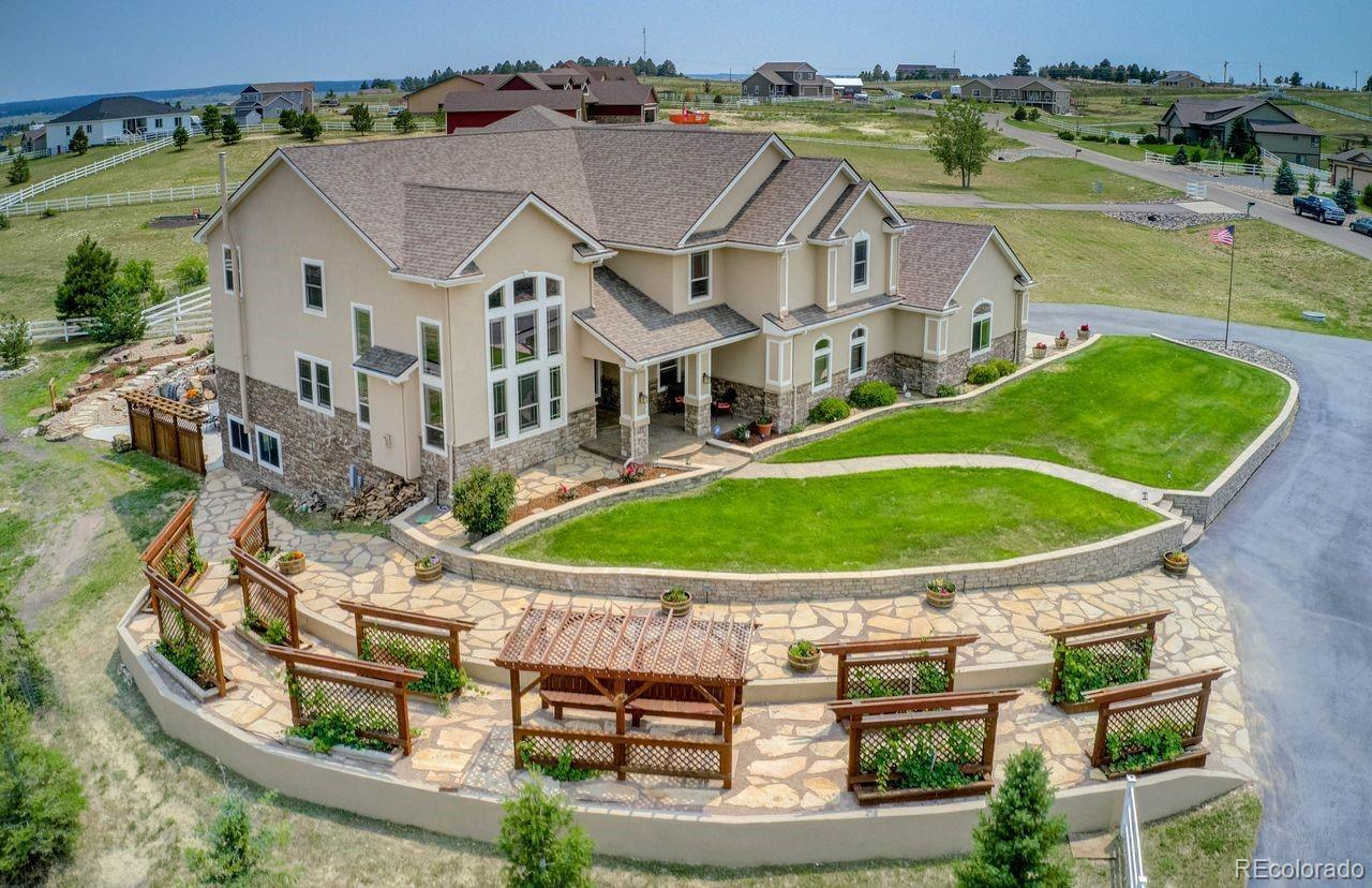 41170 Round Hill Circle, Parker, CO 80138 - #: 9773208