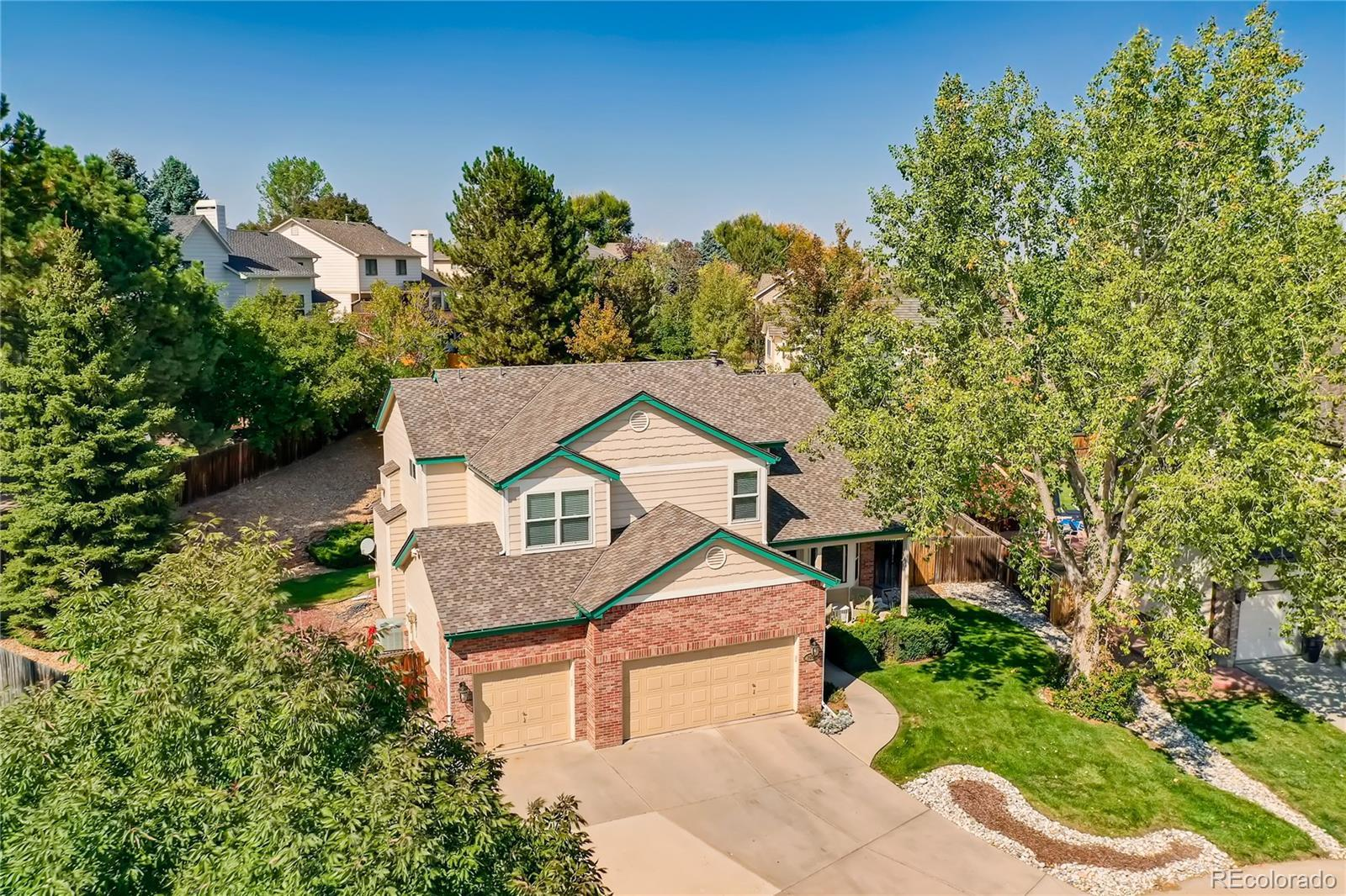 7932 Eagle Feather Court, Lone Tree, CO 80124 - #: 6649216