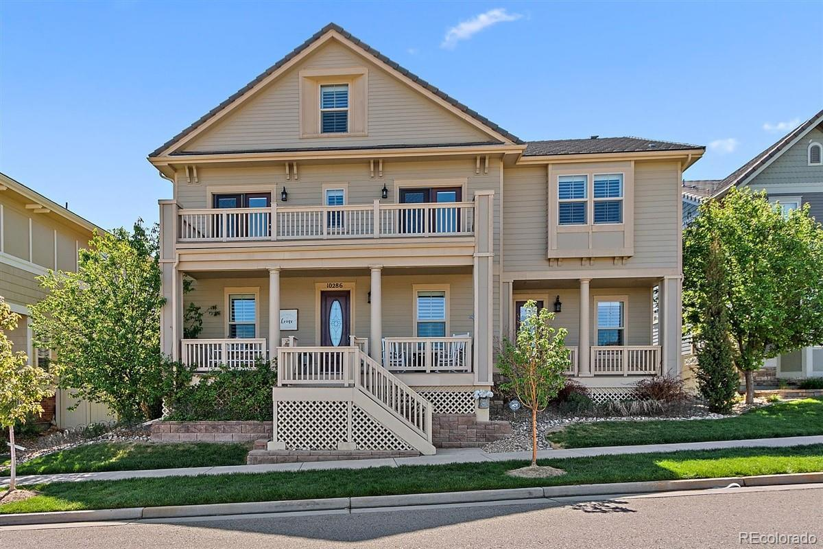 10286 Greentrail Circle, Lone Tree, CO 80124 - #: 1840217