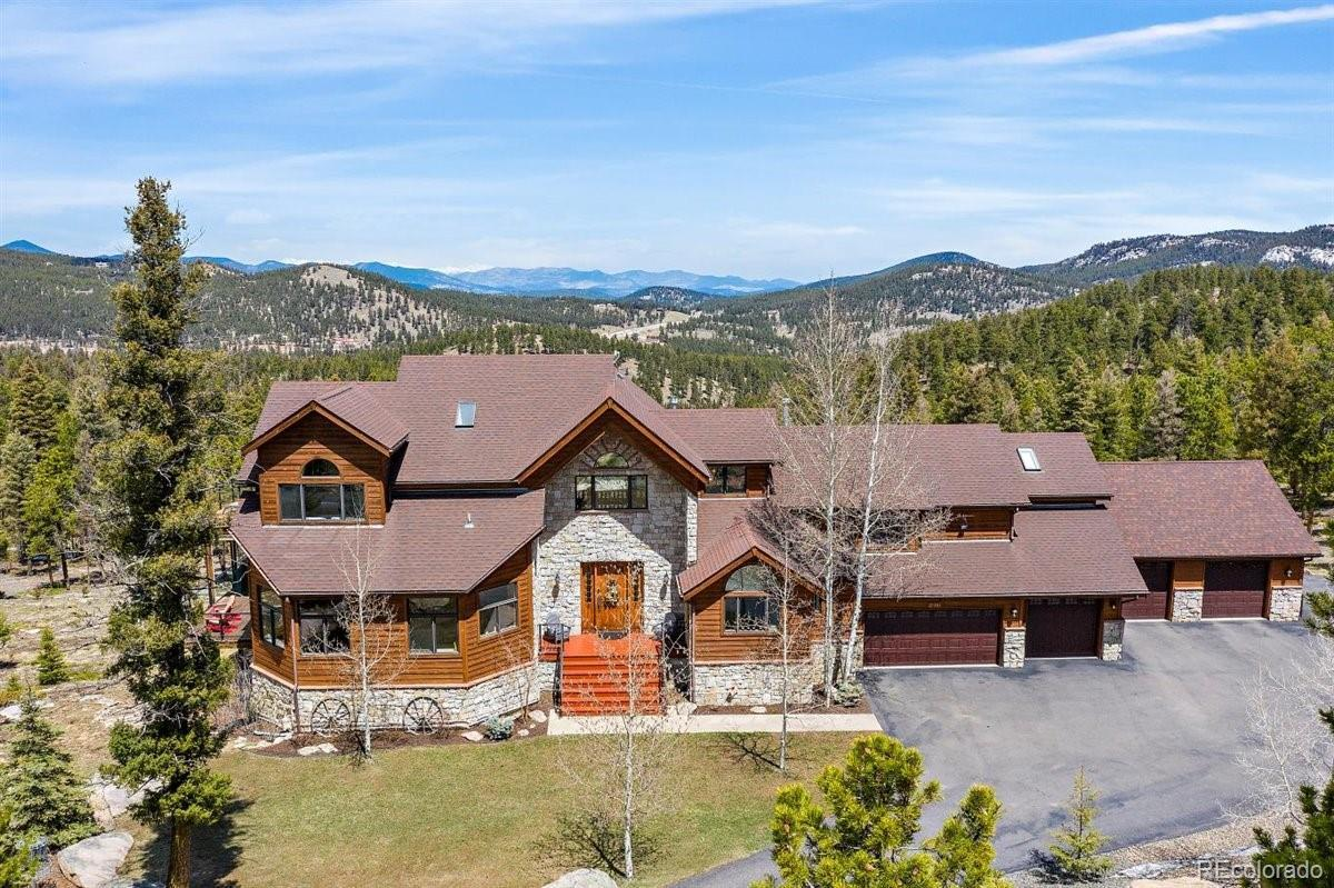 26481 Longview Drive, Conifer, CO 80433 - #: 7012217