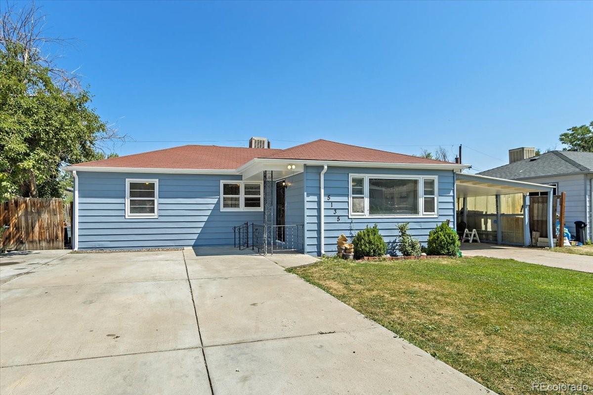 5135 W Gill Place, Denver, CO 80219 - #: 4537218
