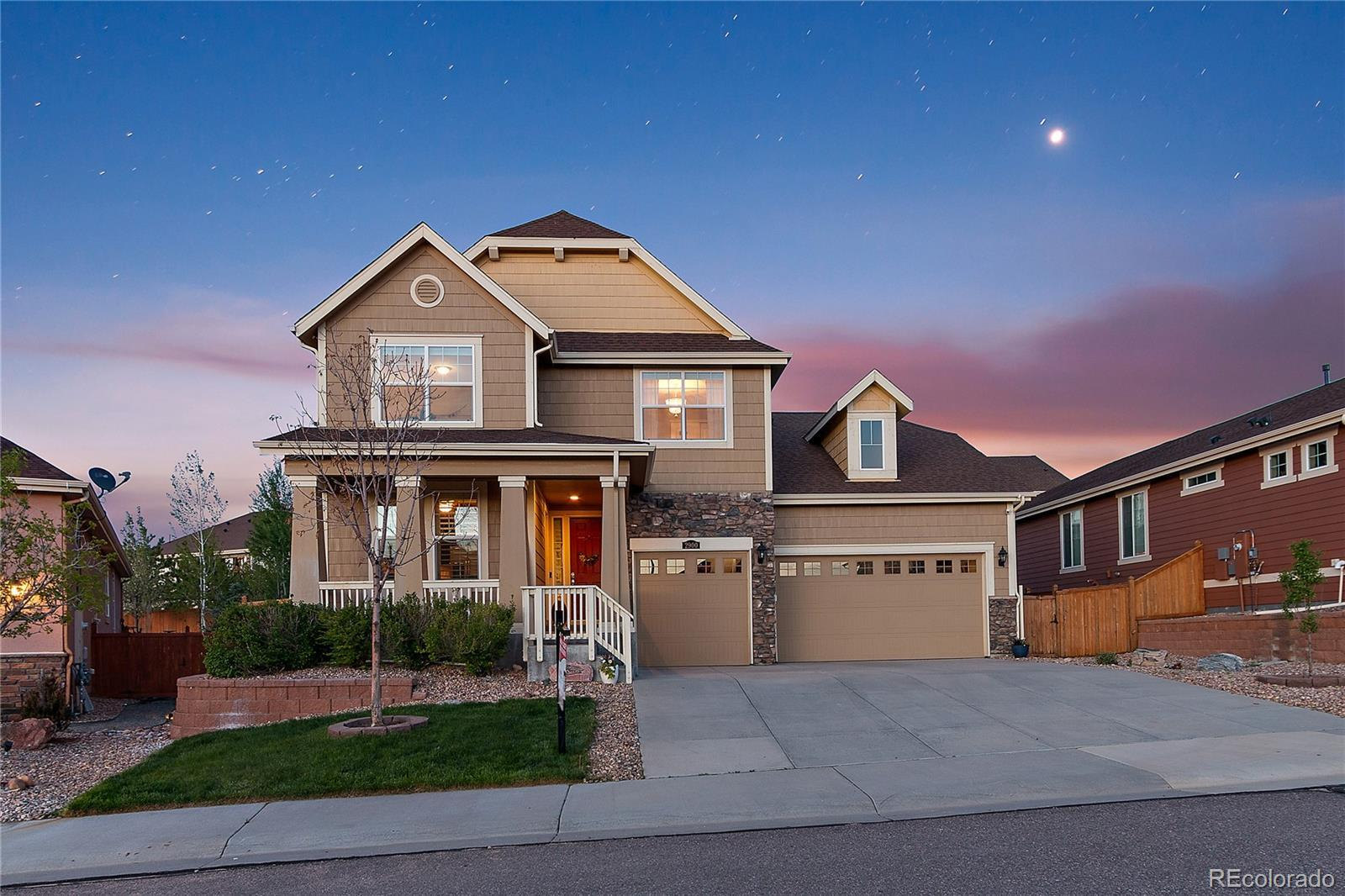 2900 Whitewing Way, Castle Rock, CO 80108 - #: 1500220