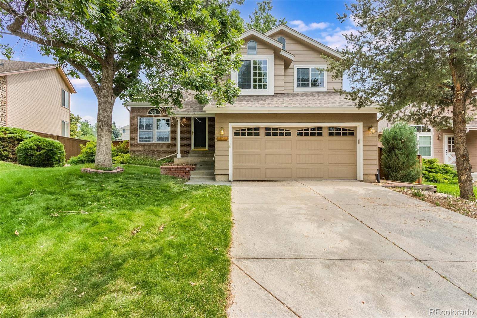 996 Brittany Way, Highlands Ranch, CO 80126 - #: 9587221