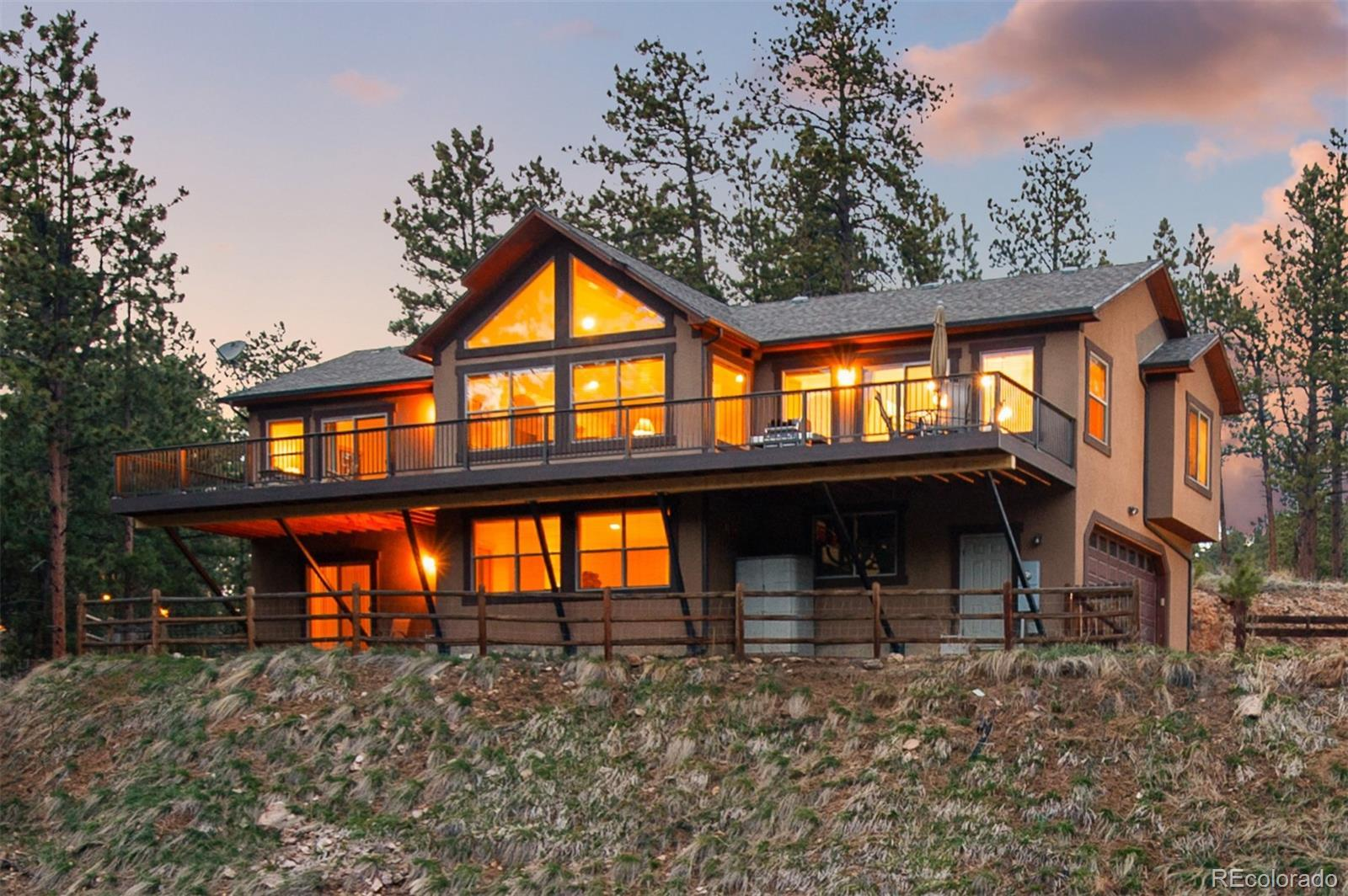 3163 Caroline Lane, Evergreen, CO 80439 - #: 9772221