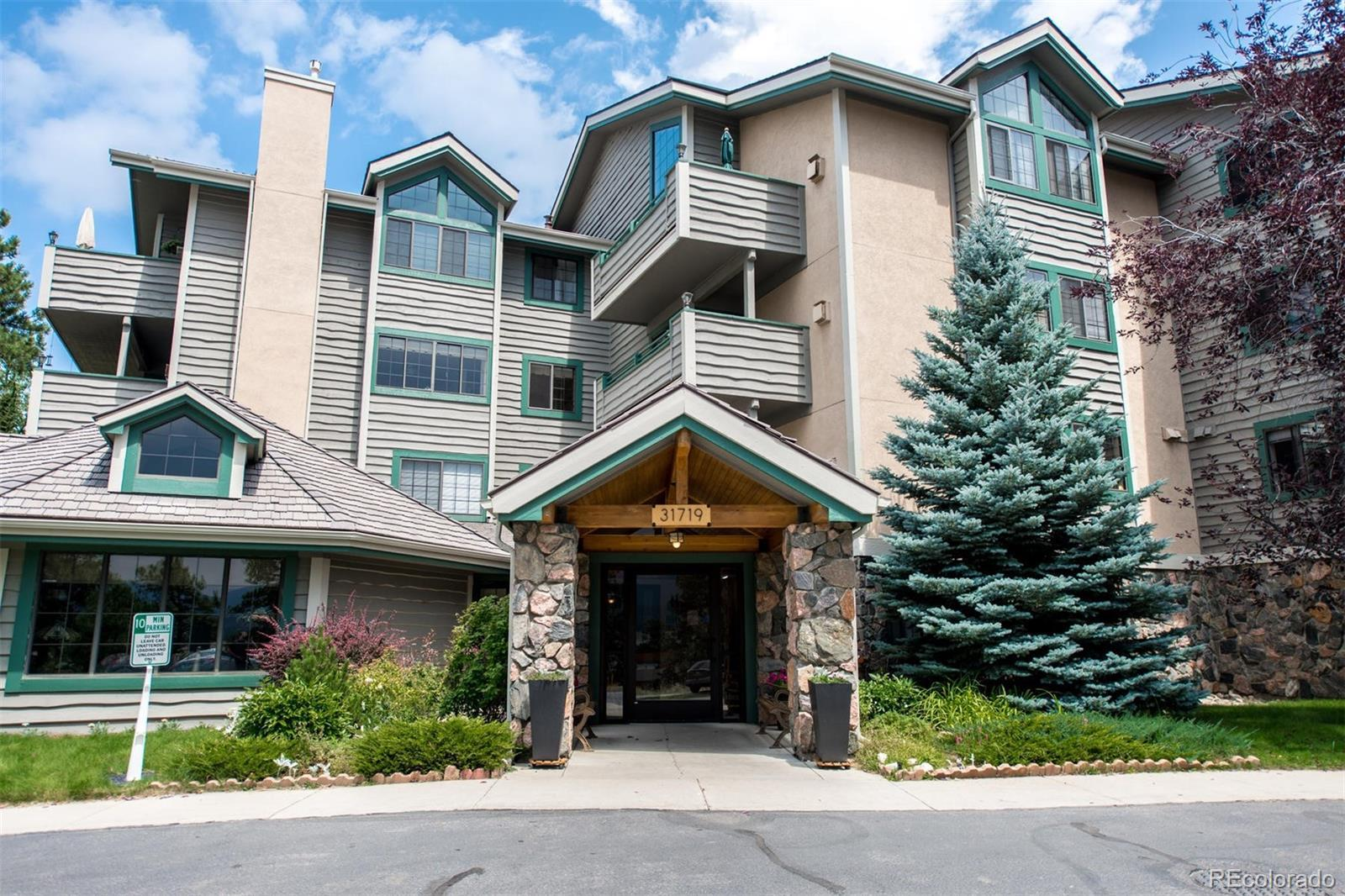 31719 Rocky Village Drive #323, Evergreen, CO 80439 - #: 7062223