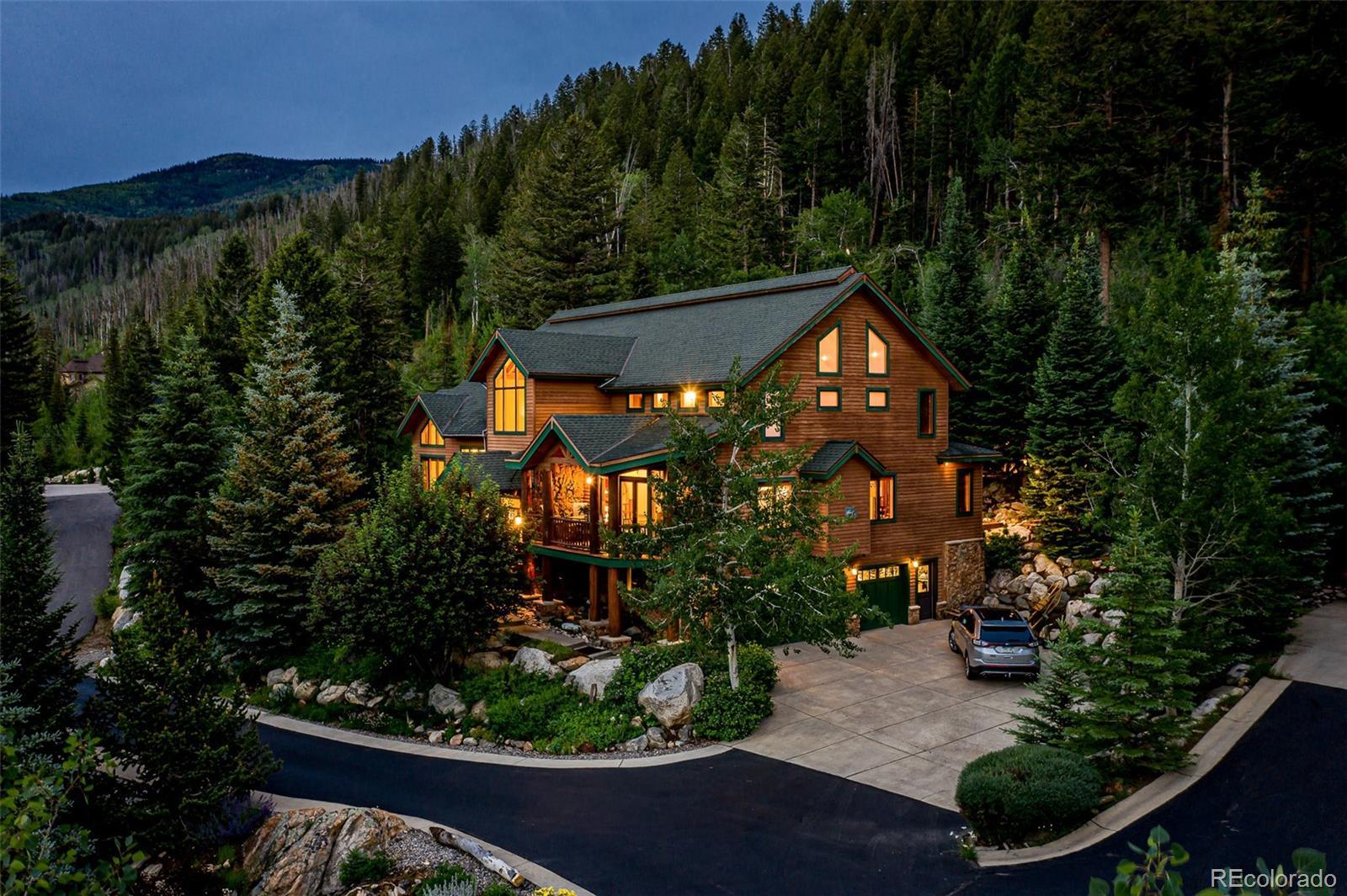 1040 Steamboat Boulevard, Steamboat Springs, CO 80487 - #: 7941224