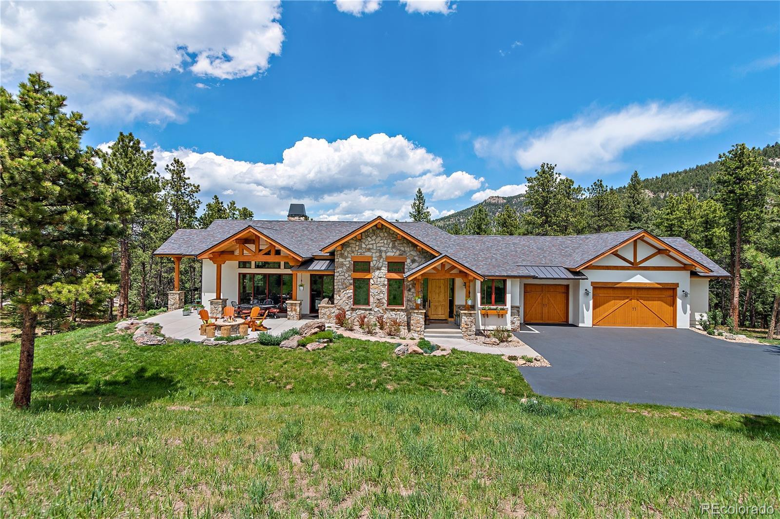 6016 Stone Creek Drive, Evergreen, CO 80439 - #: 3951226