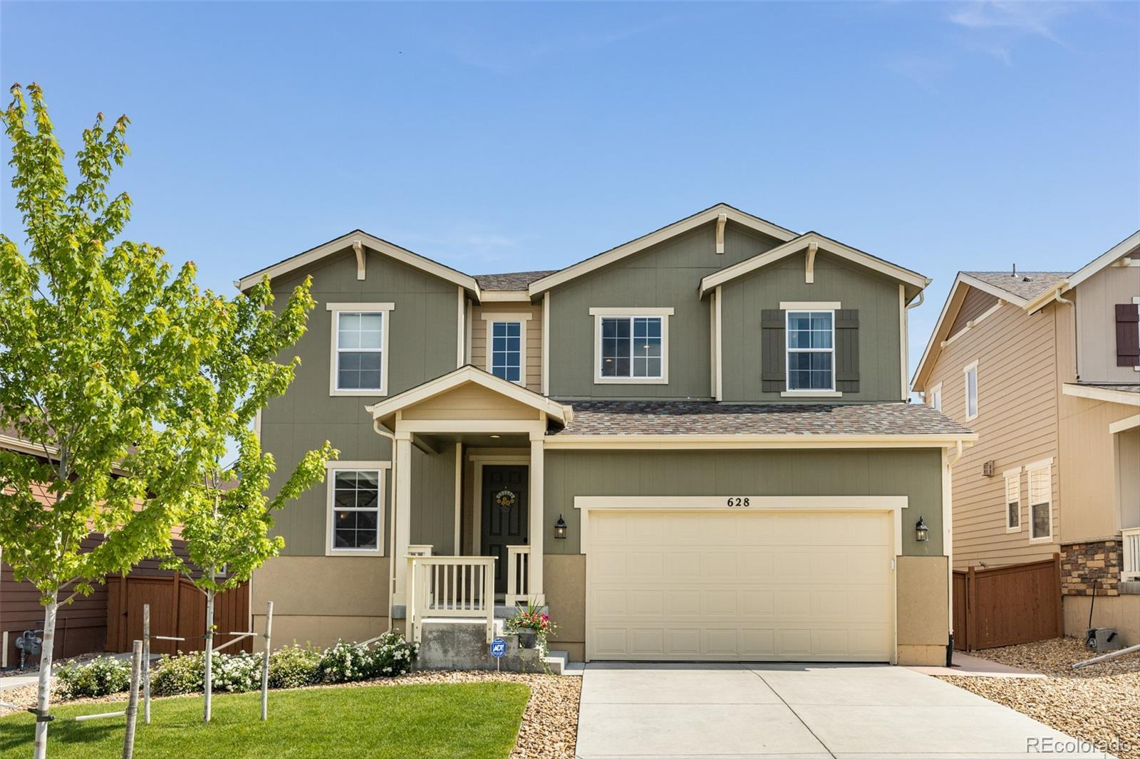 628 W 171st Place, Broomfield, CO 80023 - #: 6688226