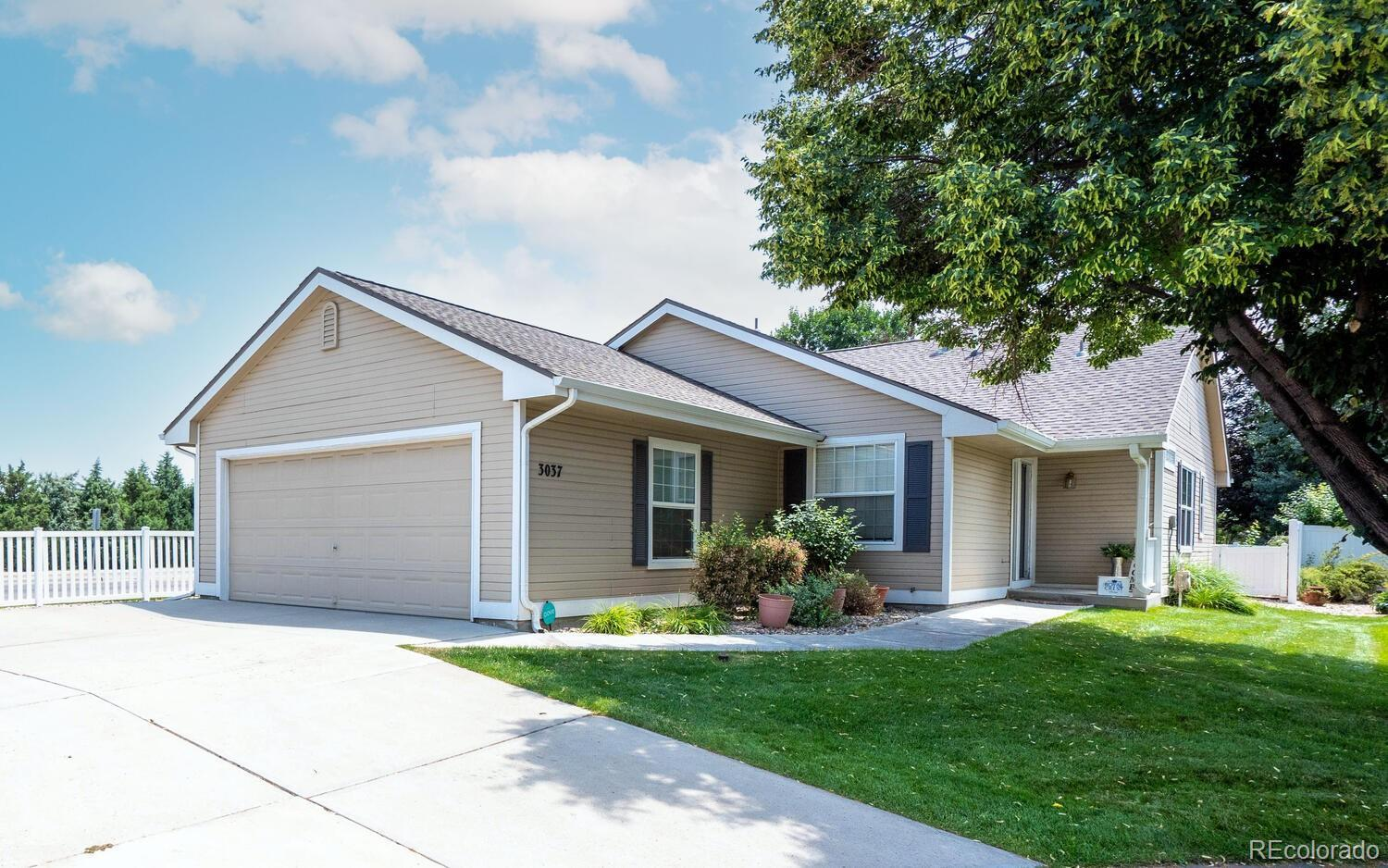 3037 Antelope Road, Fort Collins, CO 80525 - #: 2596228