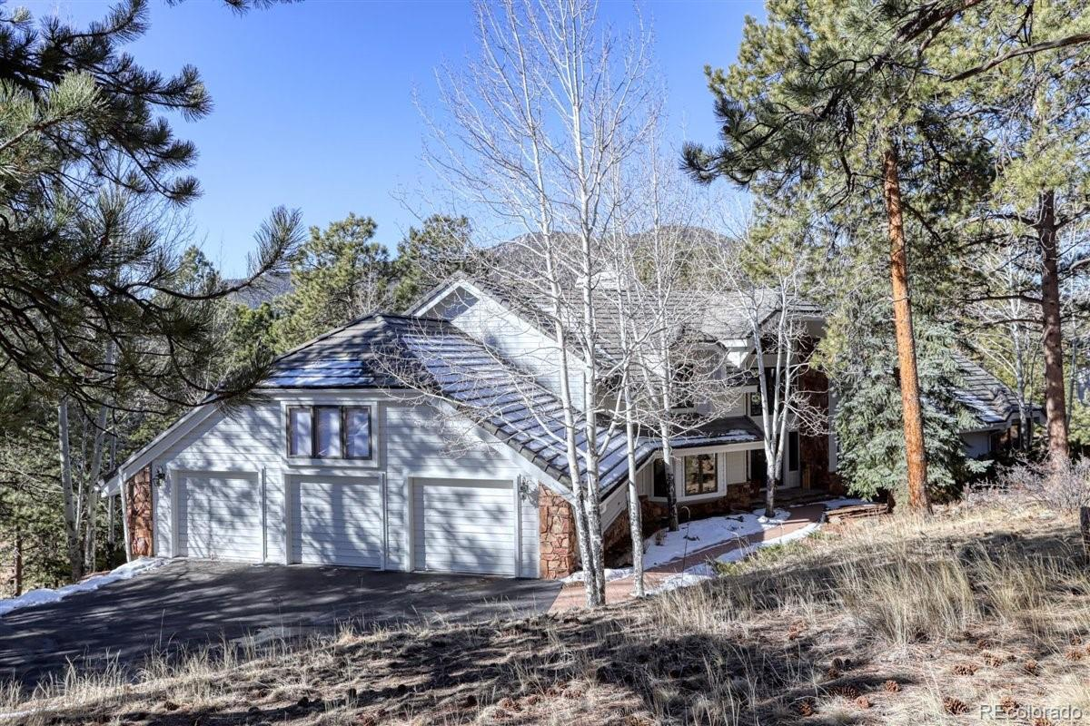 1887 Keystone Drive, Evergreen, CO 80439 - #: 9317228