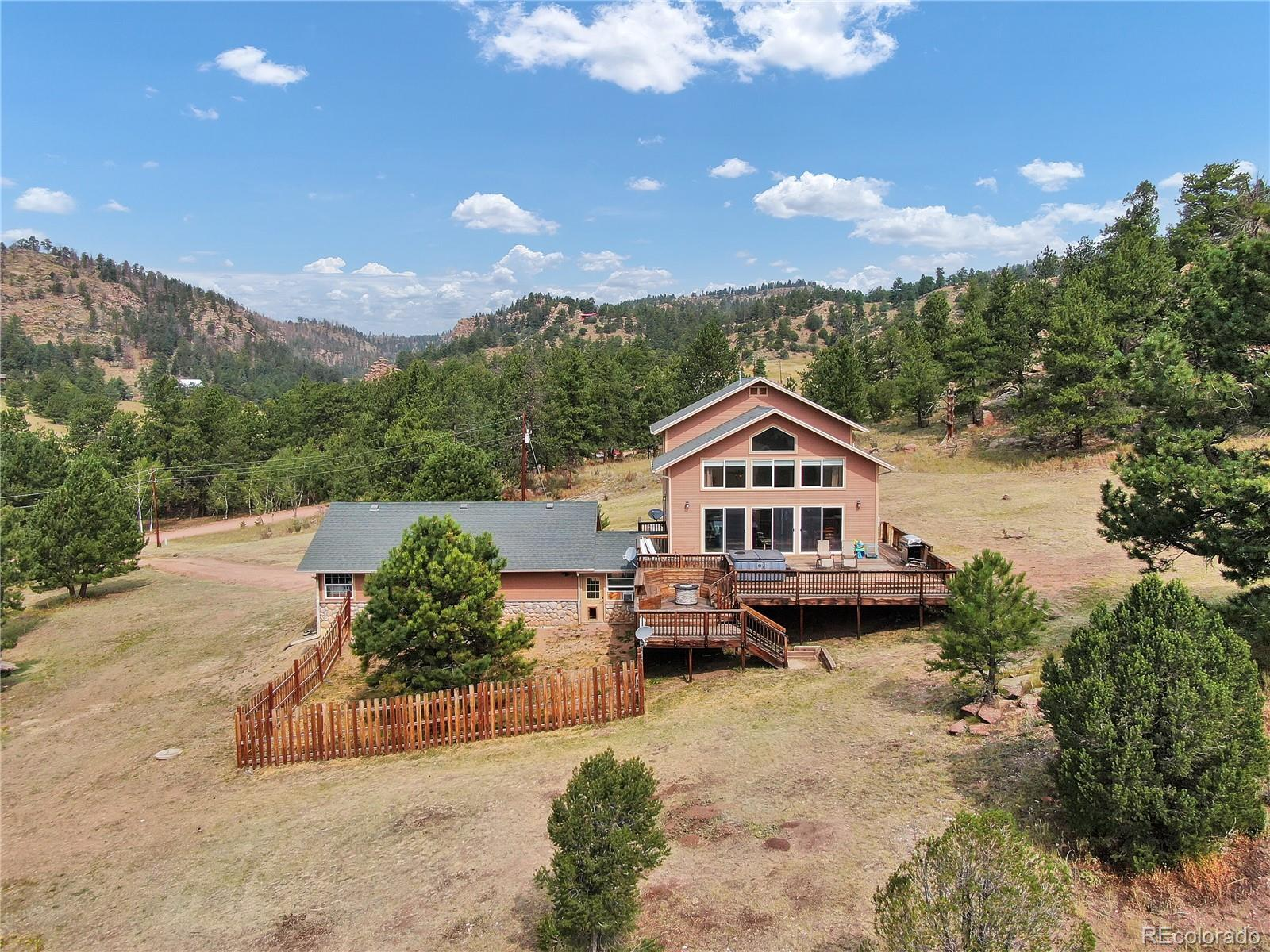 524 Spring Valley Drive, Florissant, CO 80816 - #: 1507230